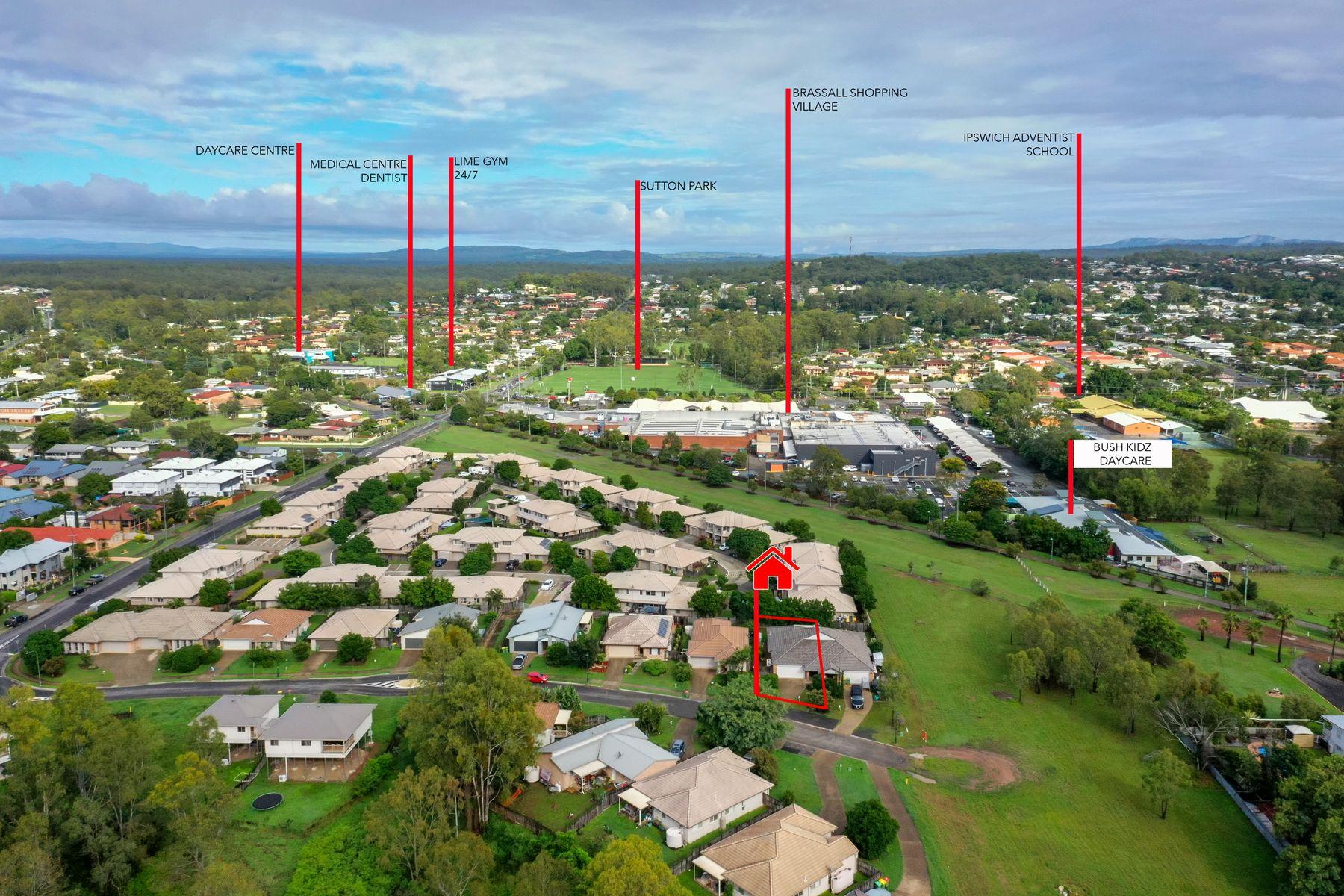 1/20 Tunstall Place, Brassall, QLD 4305