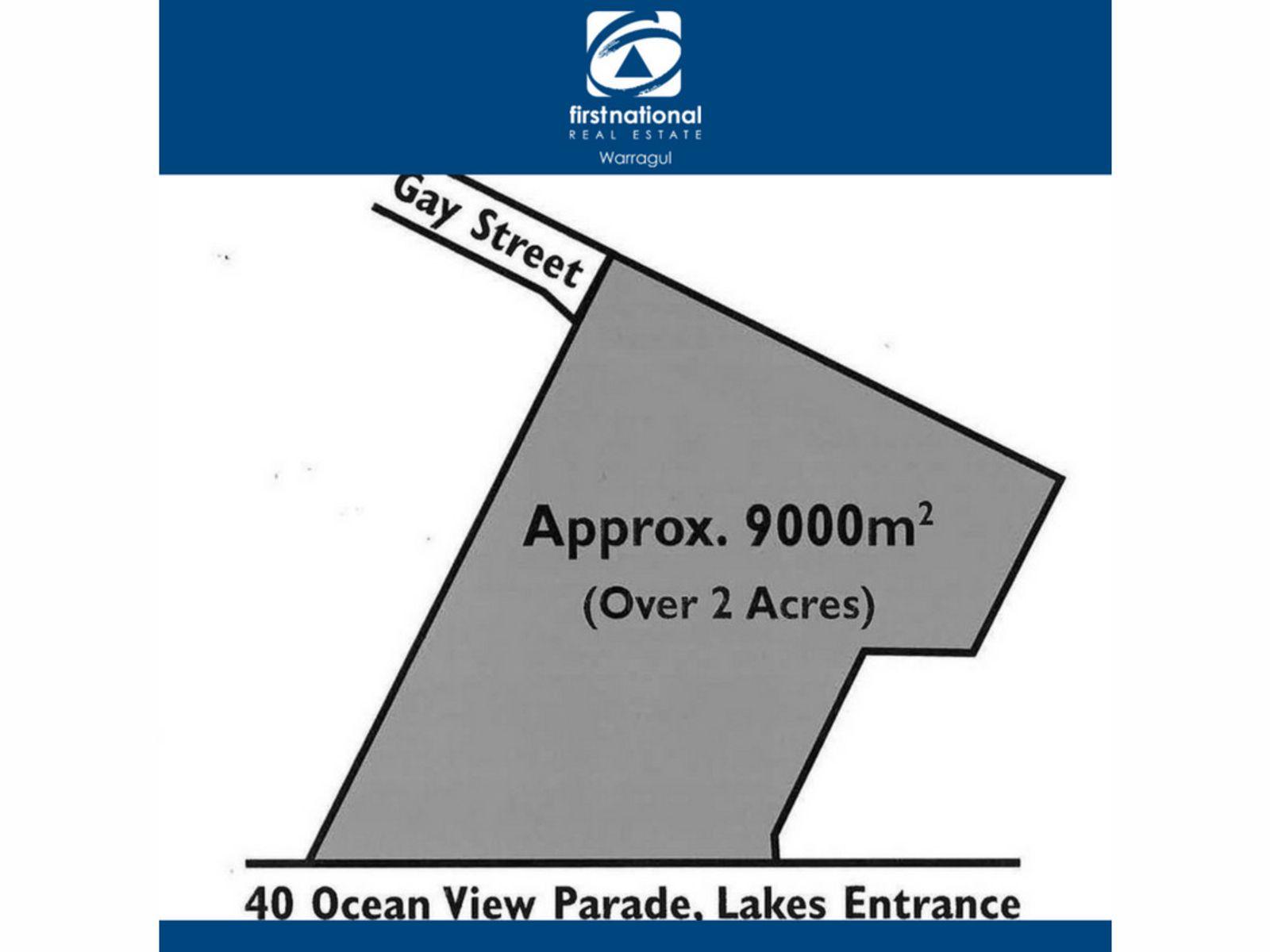 40 Ocean View Parade, Lakes Entrance, VIC 3909