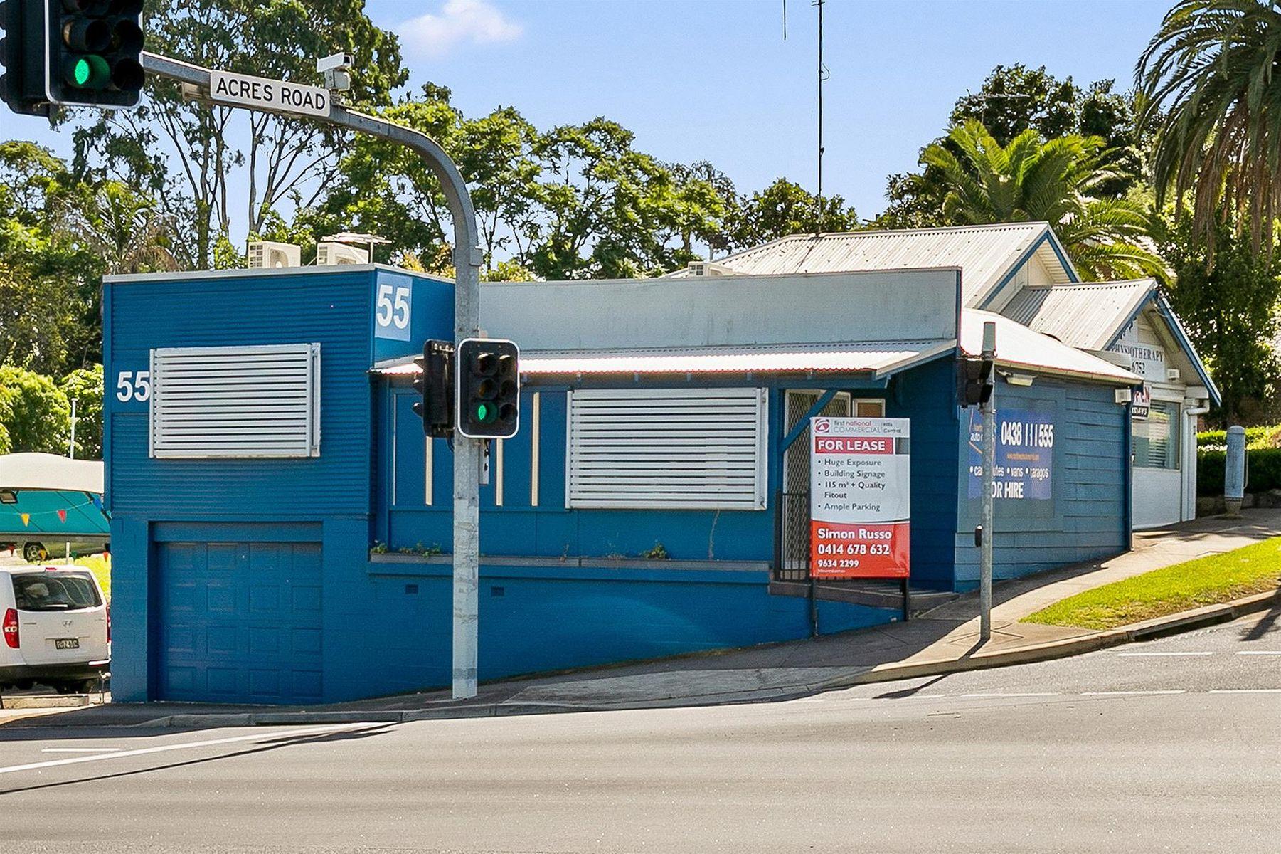 Shop1/2 Acres Road, Kellyville, NSW 2155