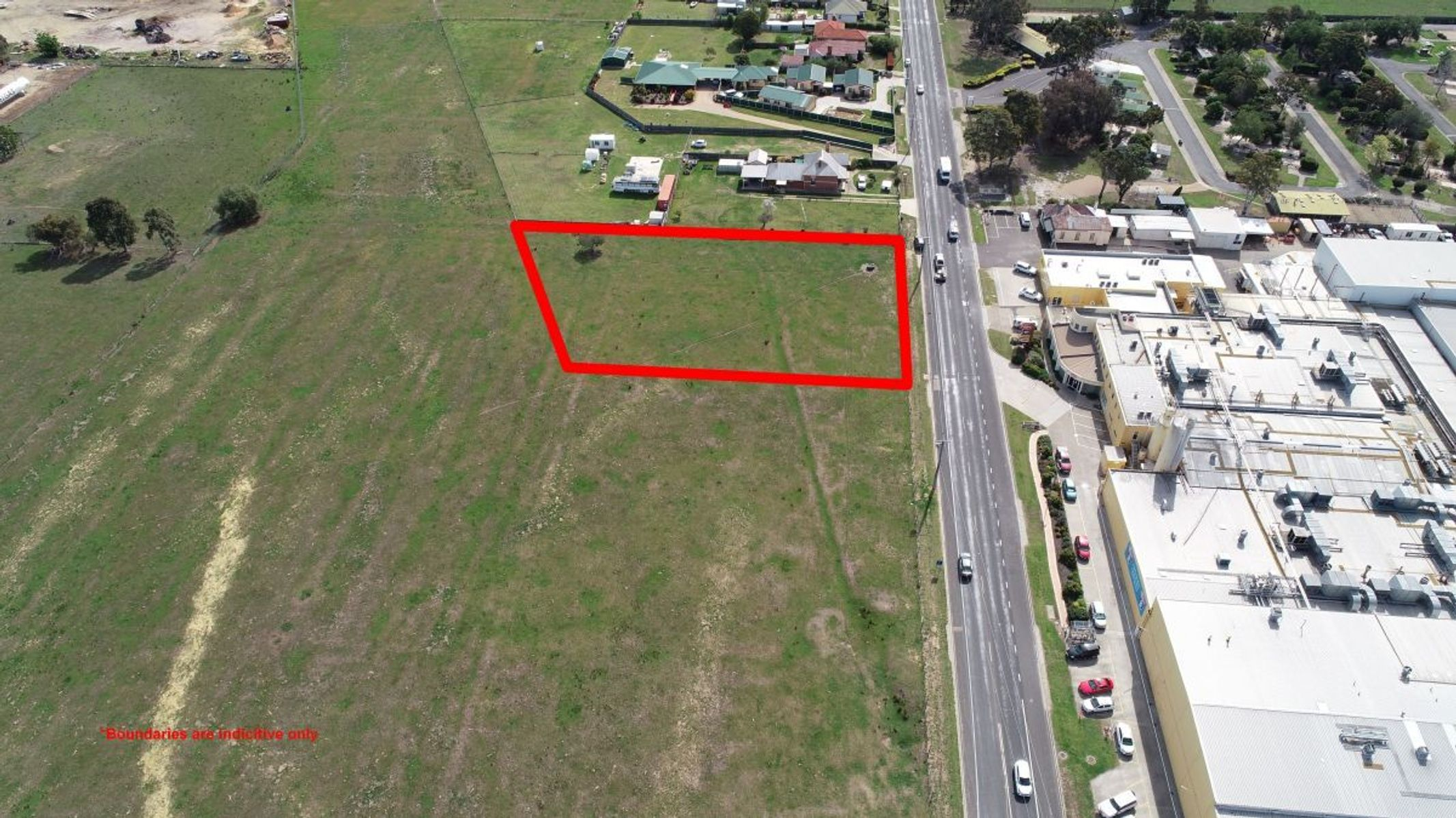 Lot 1 160 Princes Highway, Lucknow, VIC 3875