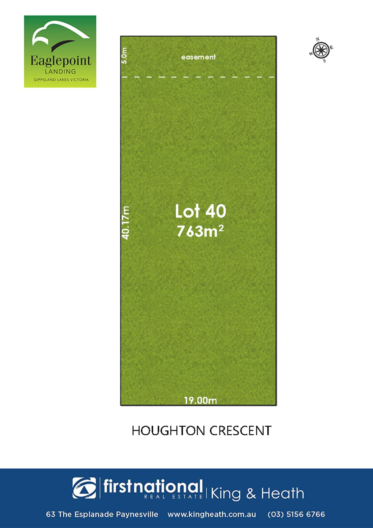 Lot 40 Houghton Crescent, Eagle Point, VIC 3878