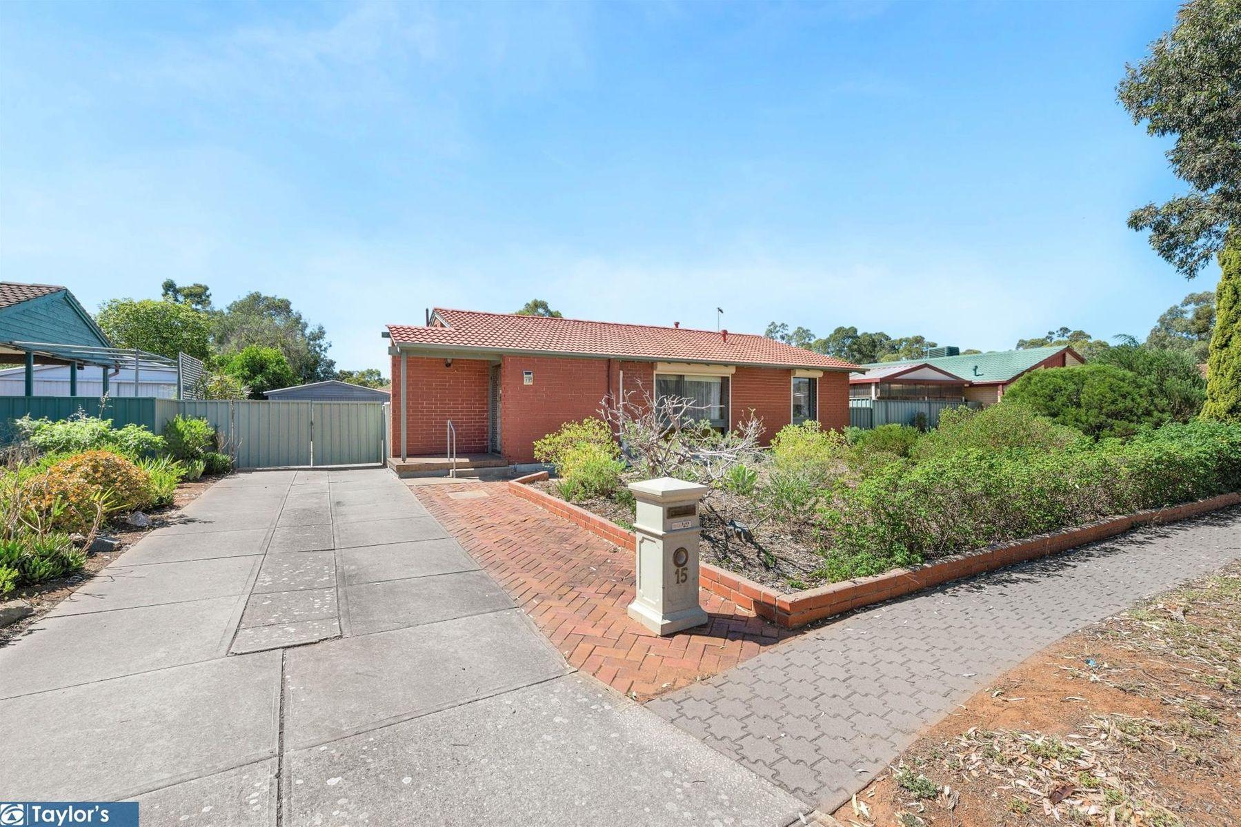 15 Afton Court, Para Hills West, SA 5096
