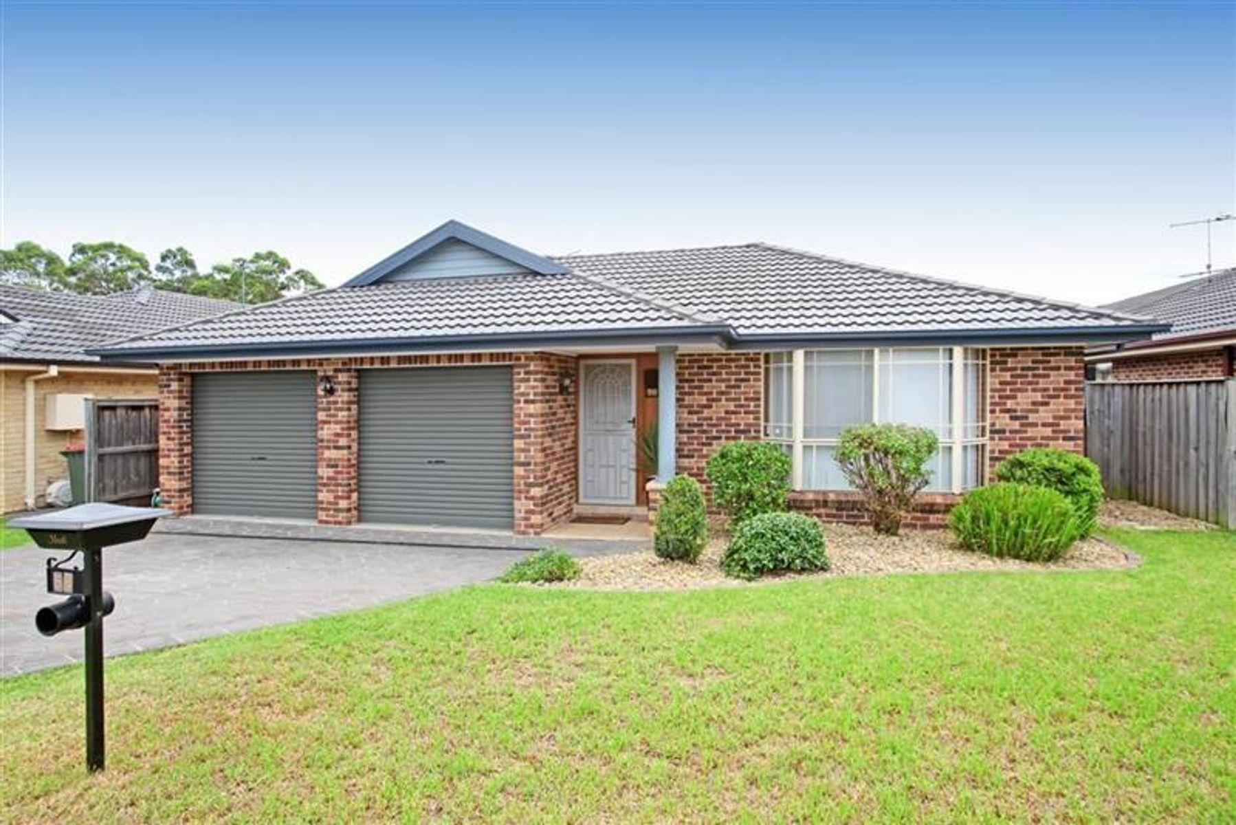 58 Montgomery Circuit, Narellan Vale, NSW 2567