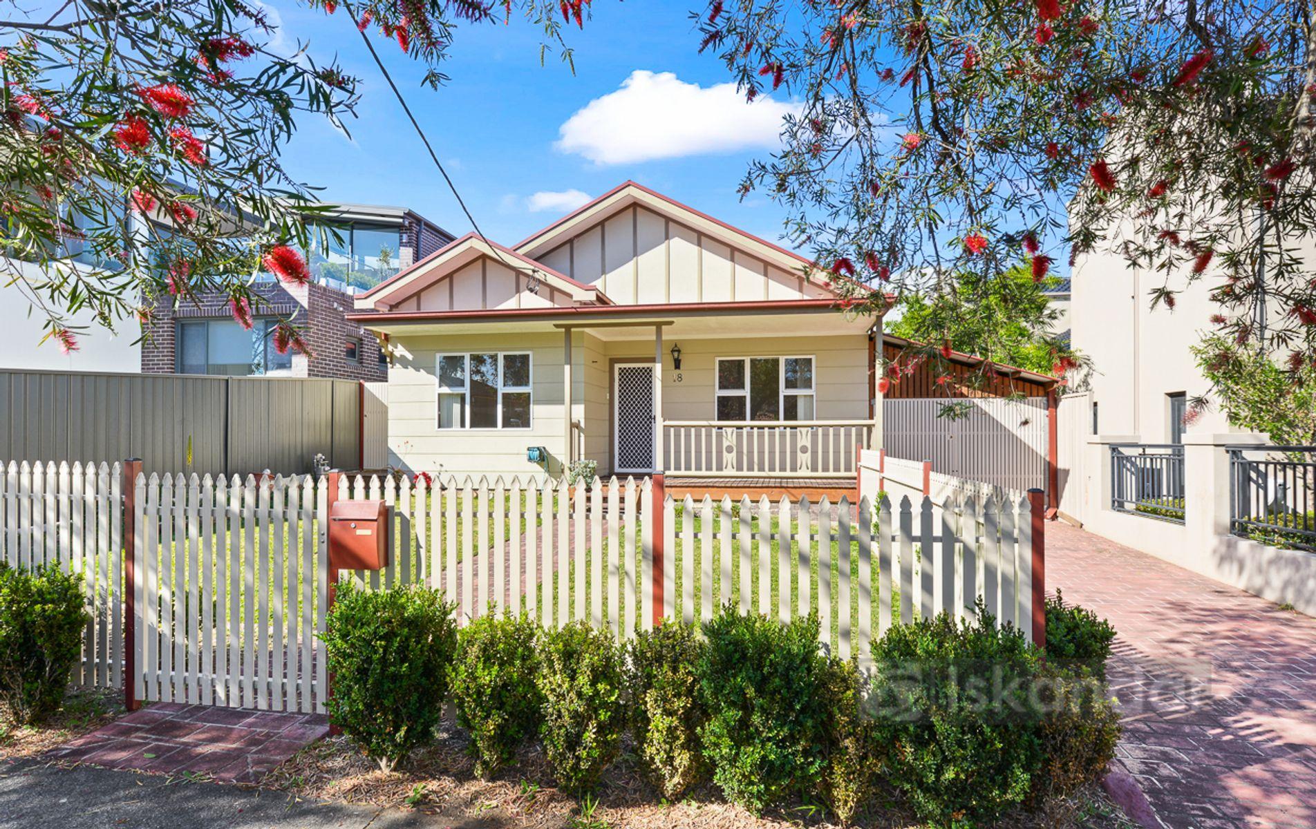 18 Fuller Avenue, Earlwood, NSW 2206