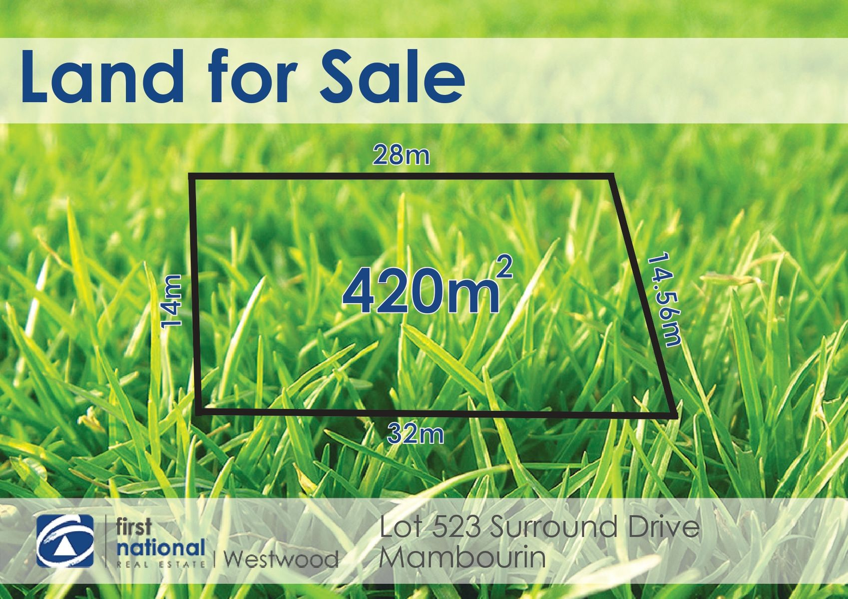 Lot 523 Surround Drive, Mambourin, VIC 3024