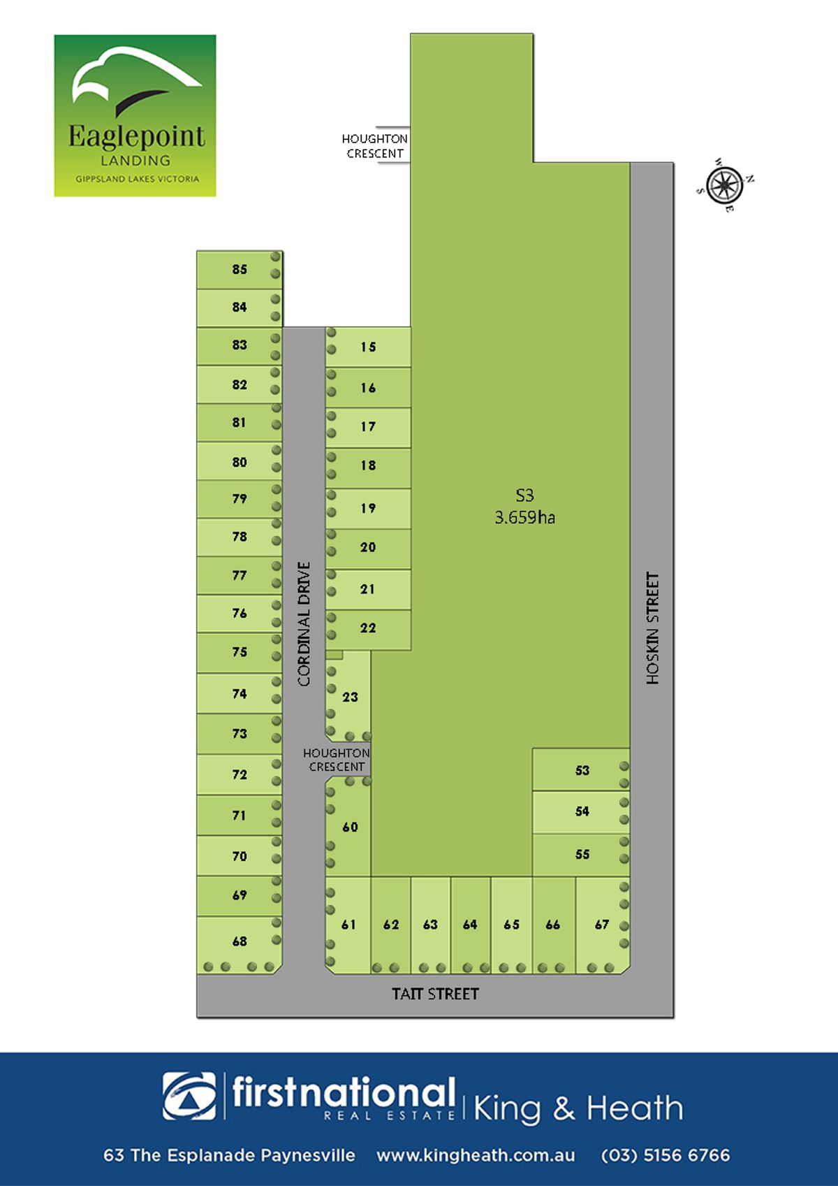 Lot 78, 32 Cardinal Drive, Eagle Point, VIC 3878