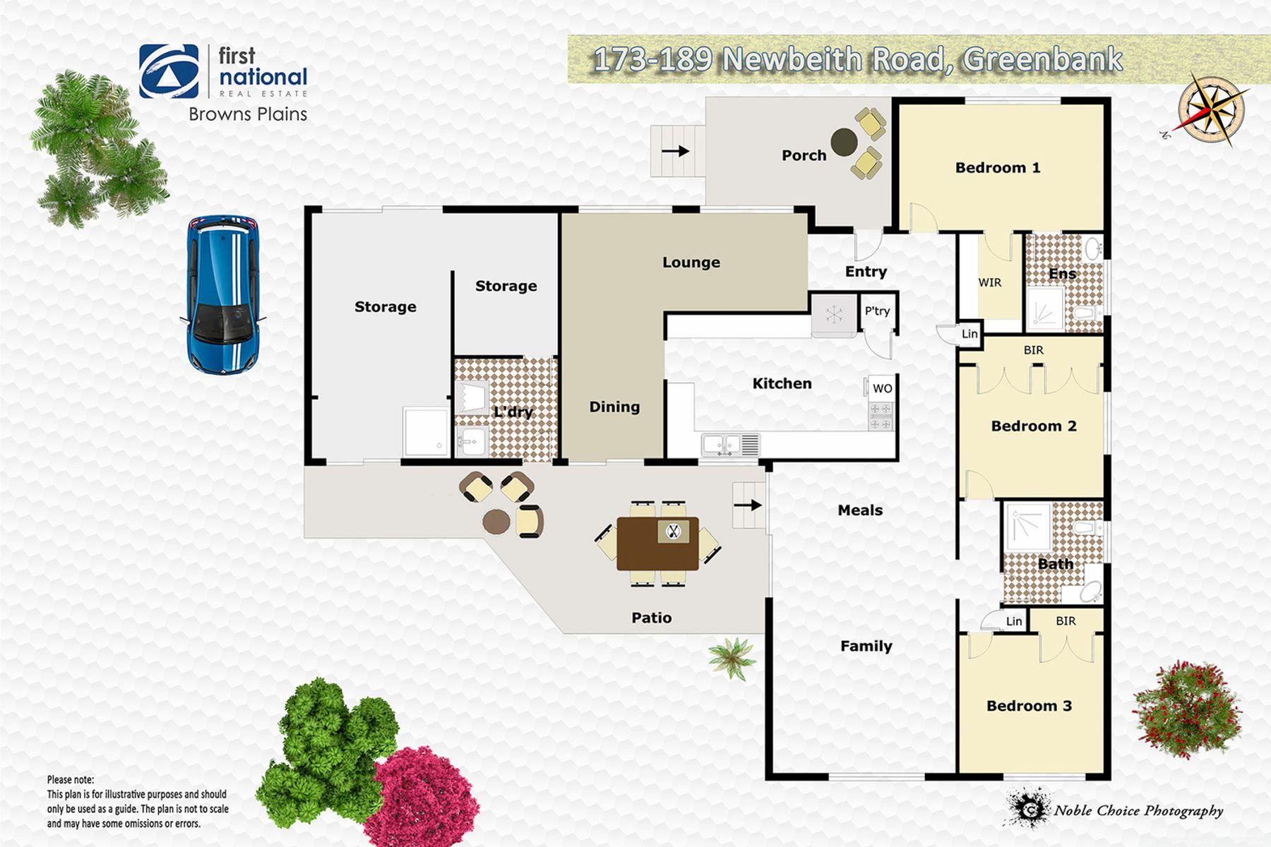 173-189 New Beith Road, Greenbank, QLD 4124