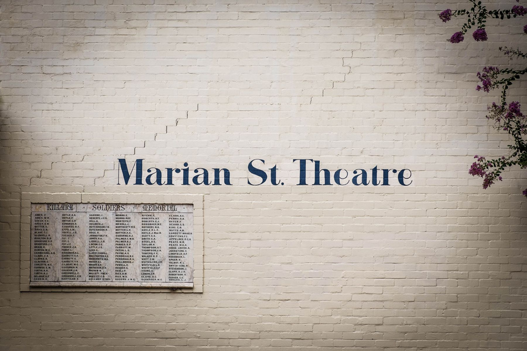 MB - Killara - Marian St Theatre