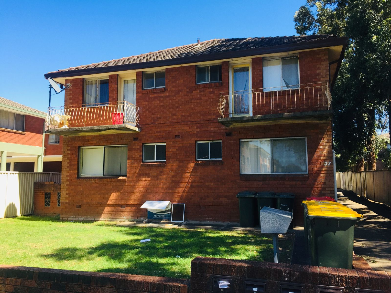 1/37 Oxford Street, Merrylands, NSW 2160