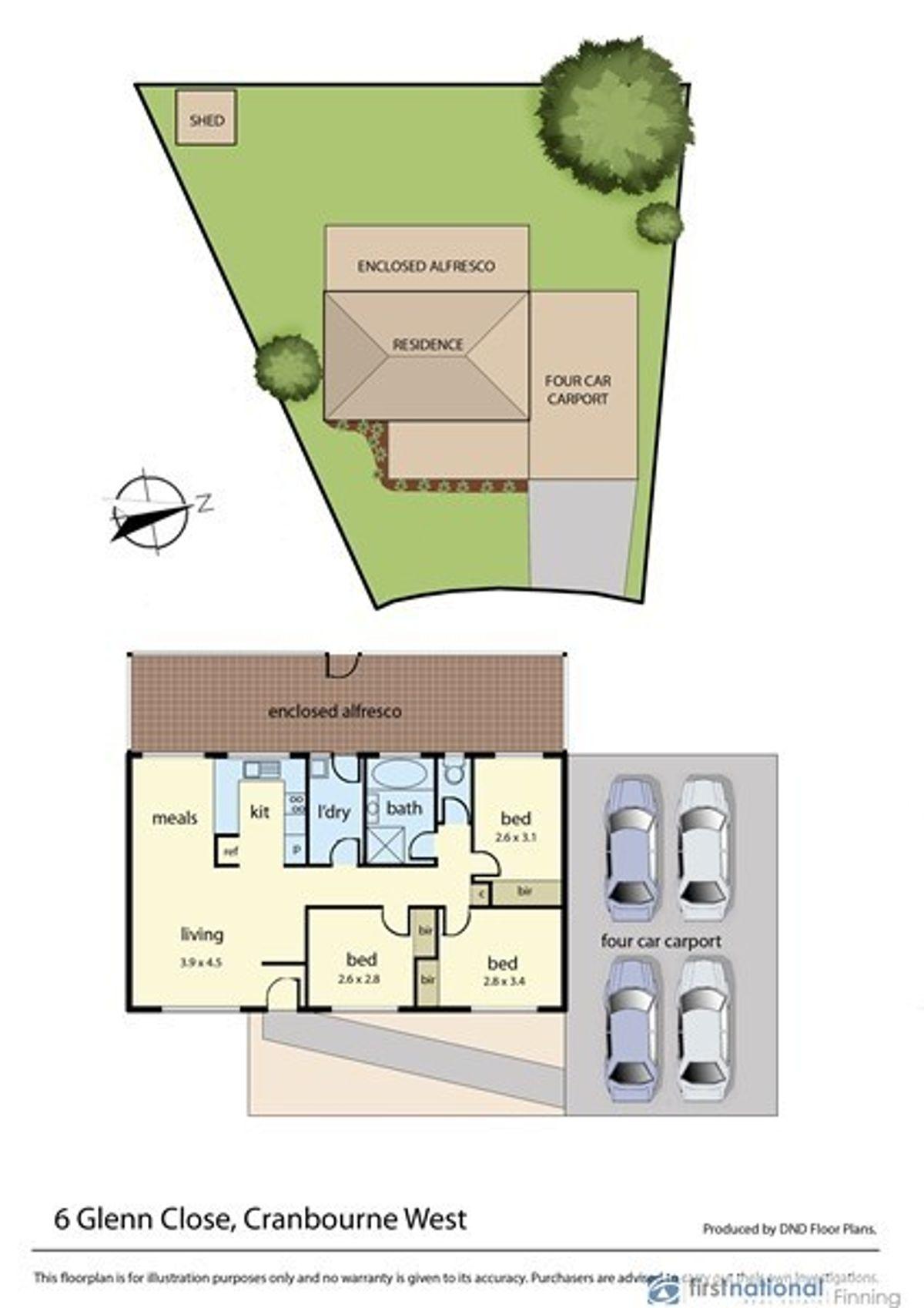 6 Glenn Close, Cranbourne West, VIC 3977