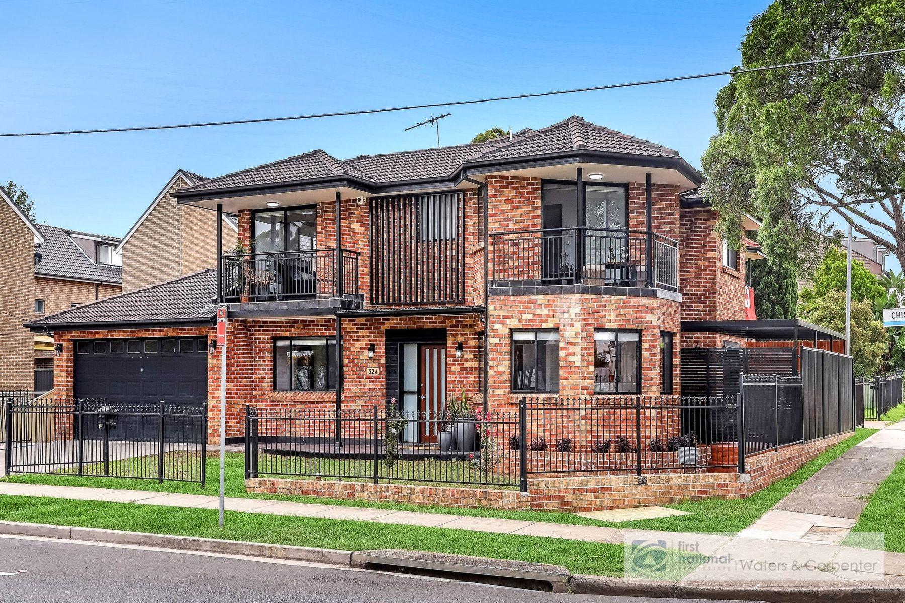 324 Chisholm Road, Auburn, NSW 2144