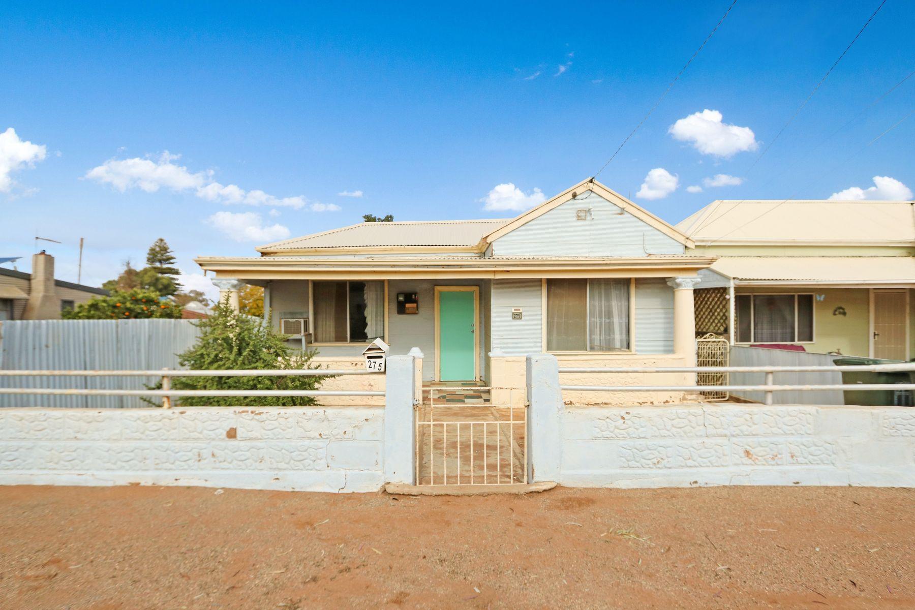 275 Wilson Street, Broken Hill, NSW 2880