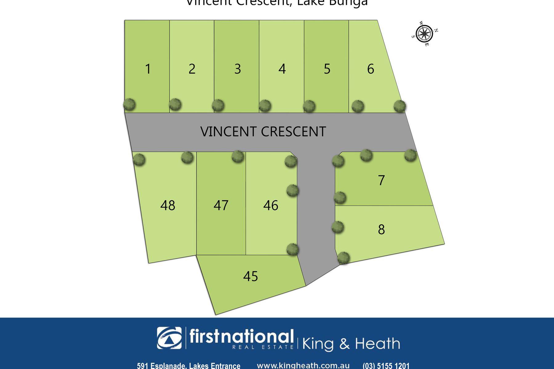 Lot 47, 8 Vincent Crescent, Lake Bunga, VIC 3909