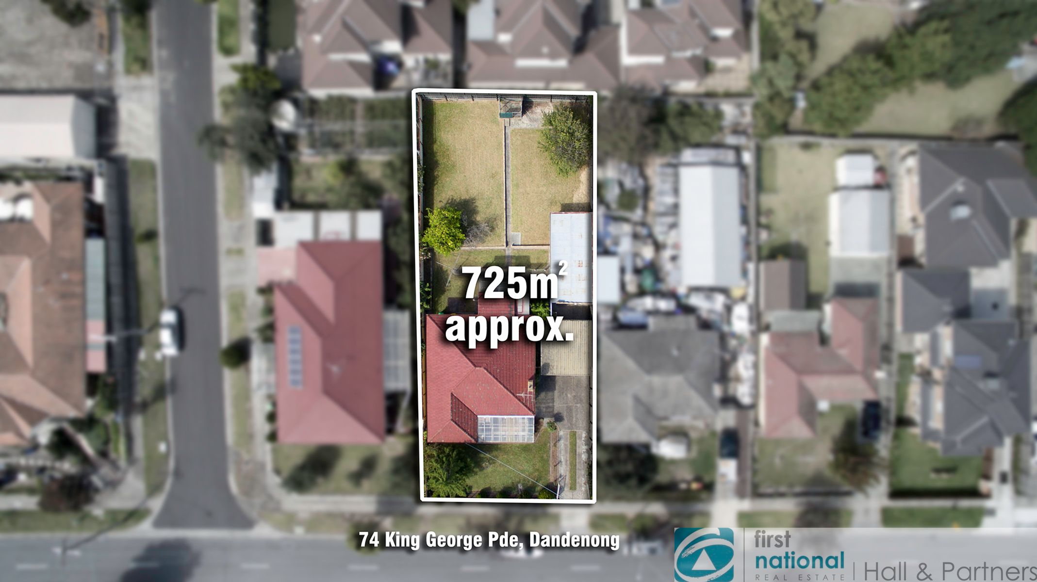 74 King George Parade, Dandenong, VIC 3175