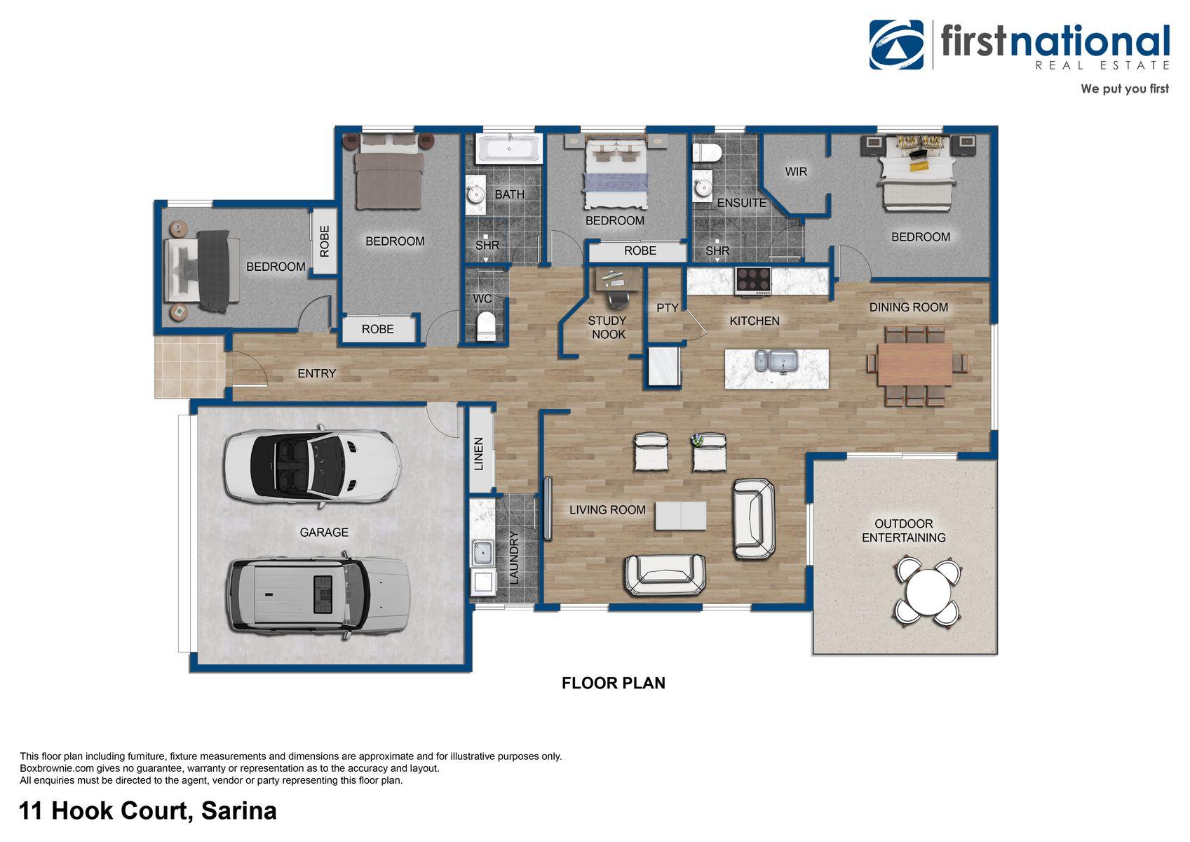 11 Hook Court, Sarina, QLD 4737