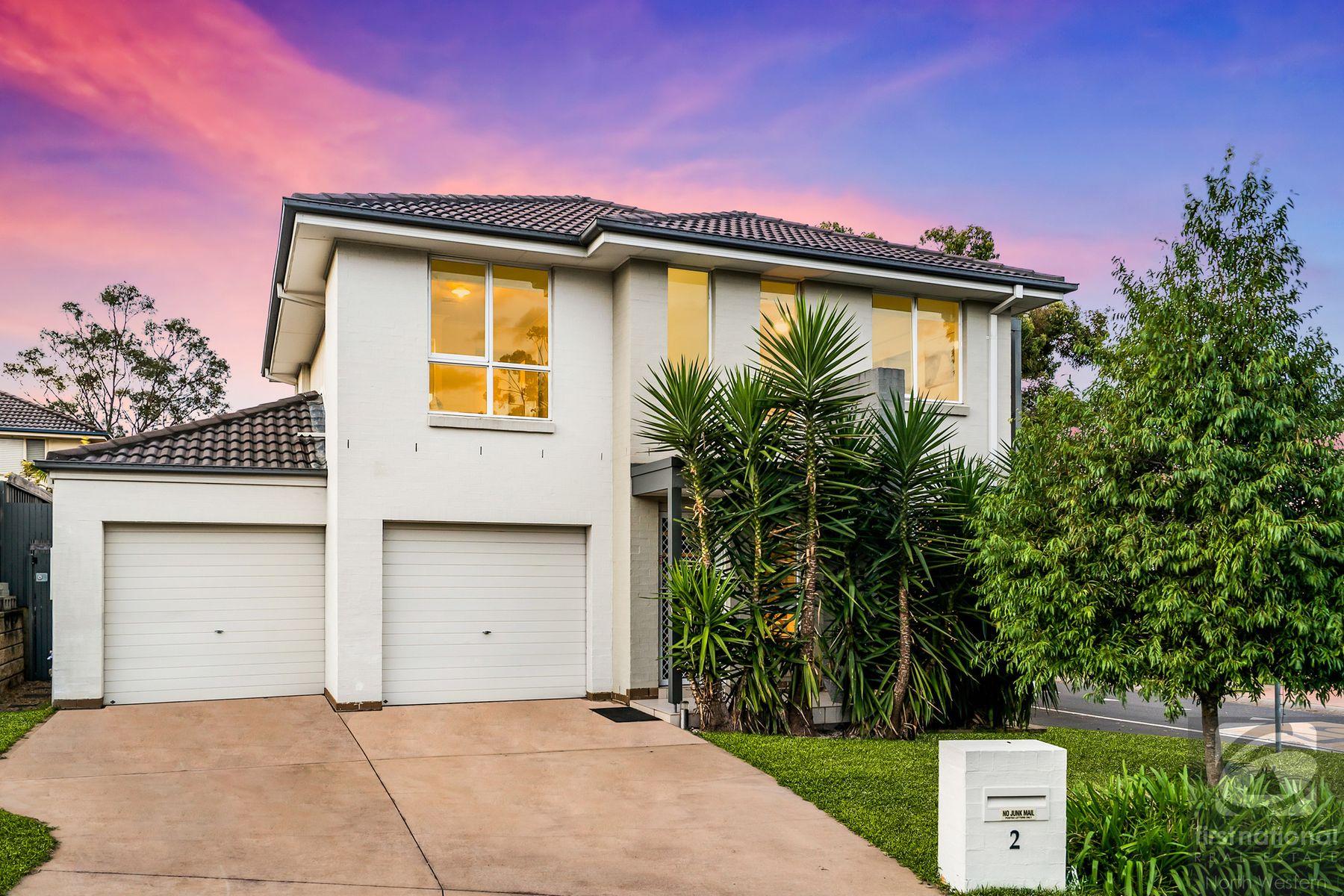 2 Didcot Close, Stanhope Gardens, NSW 2768
