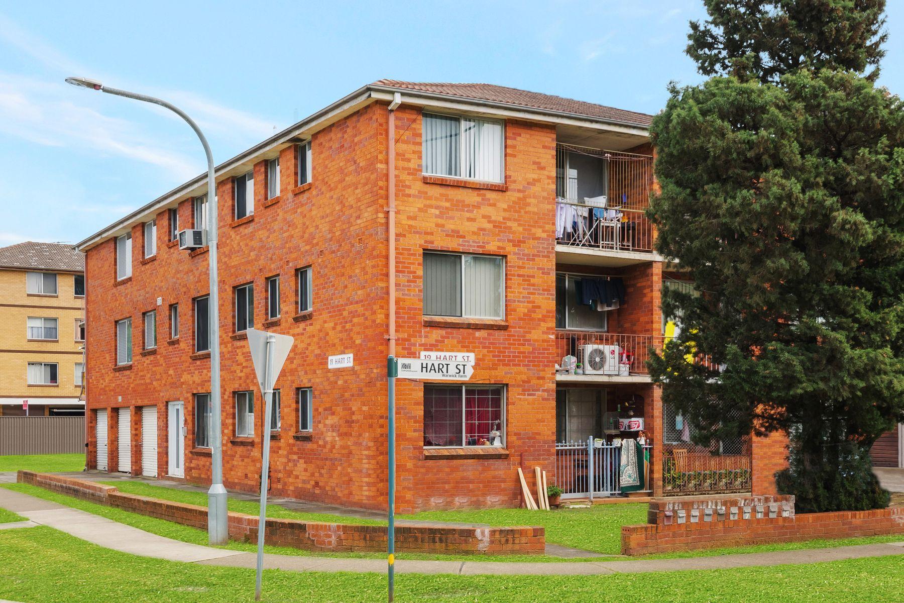 10/19 Hart Street, Warwick Farm, NSW 2170