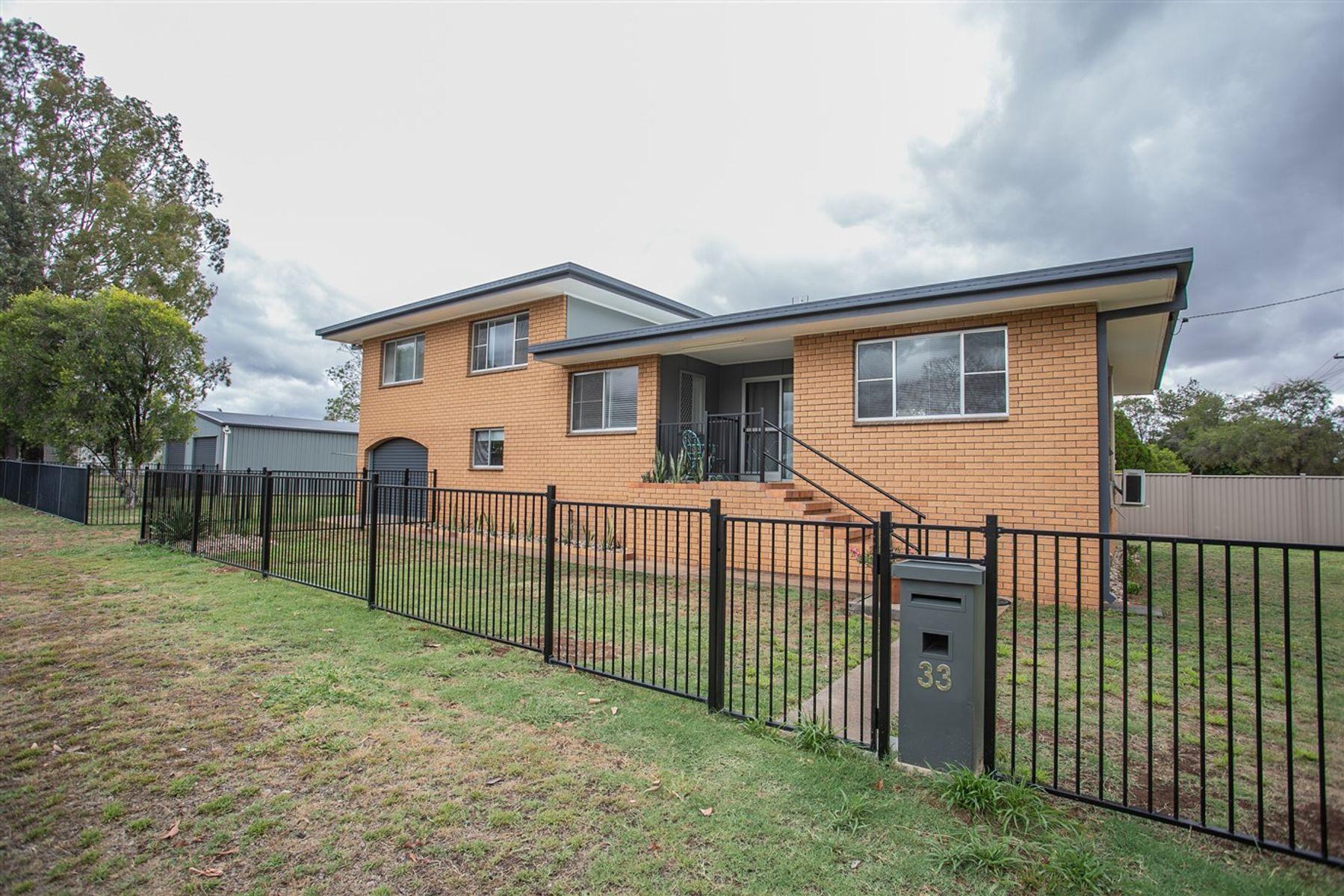 33 Claydon Street, Chinchilla, QLD 4413