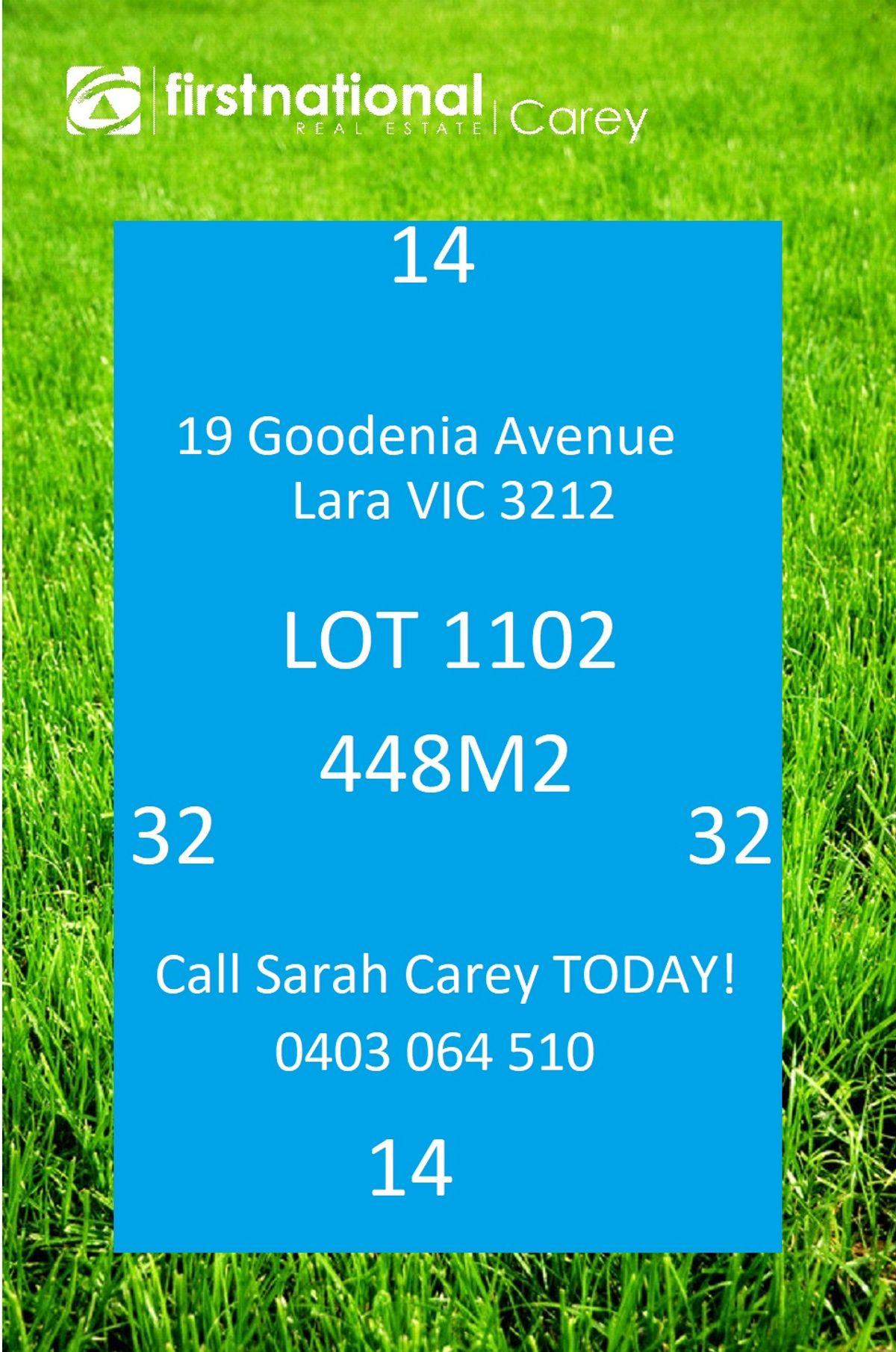 Lot 1102/19 Goodenia Avenue, Lara, VIC 3212