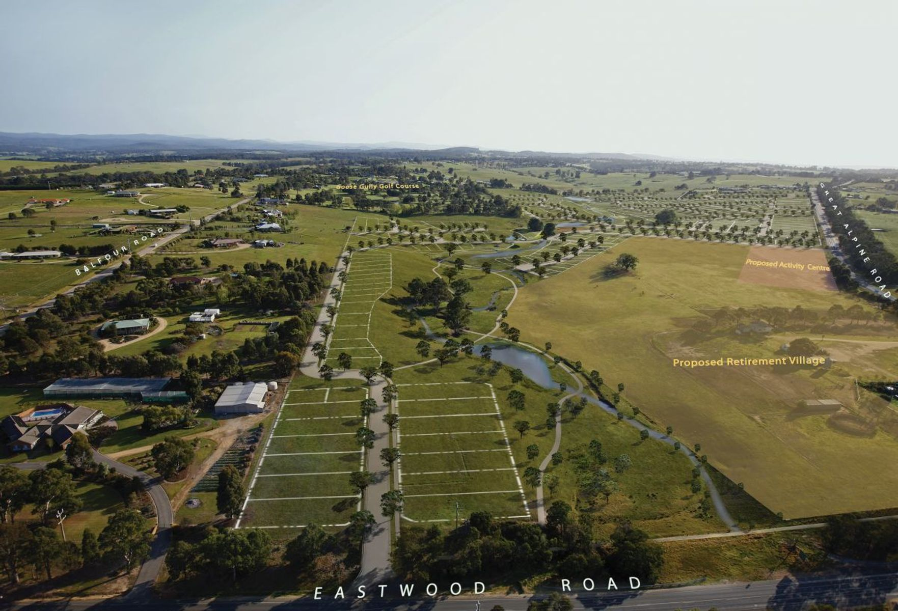 Lot 18, 13 Great Alpine Road, Bairnsdale, VIC 3875