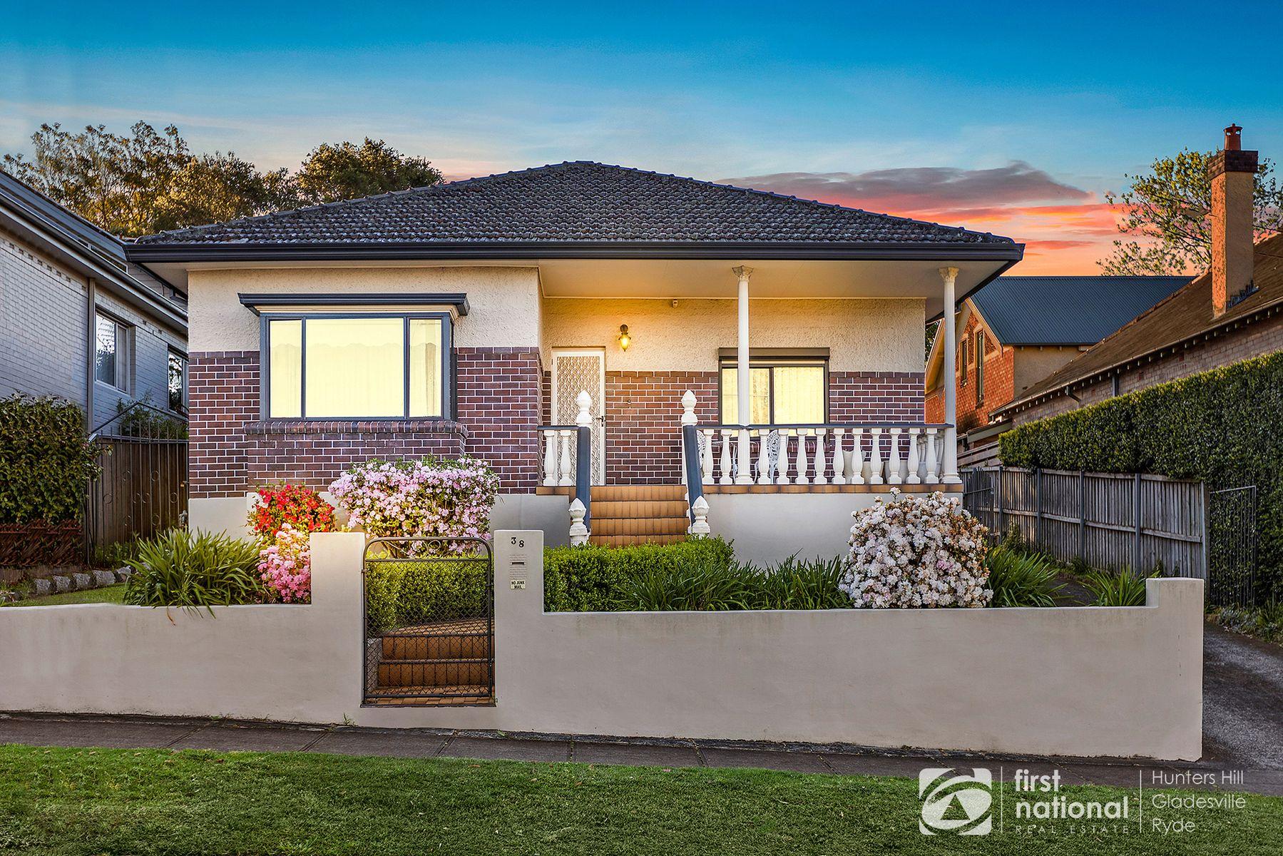 38 Hillcrest Avenue, Gladesville, NSW 2111