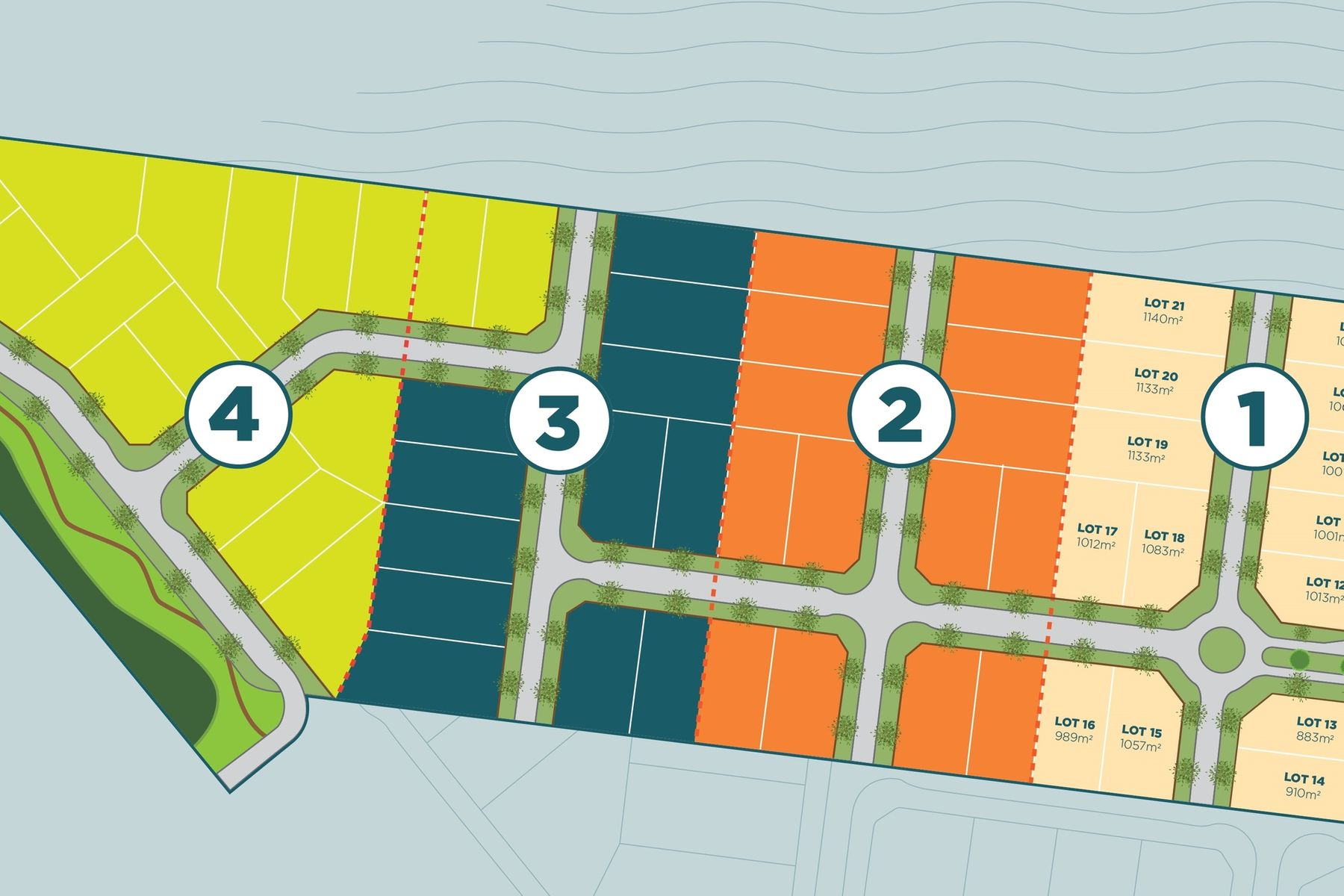 Lot 1-21 Lignum Lane, Moama, NSW 2731