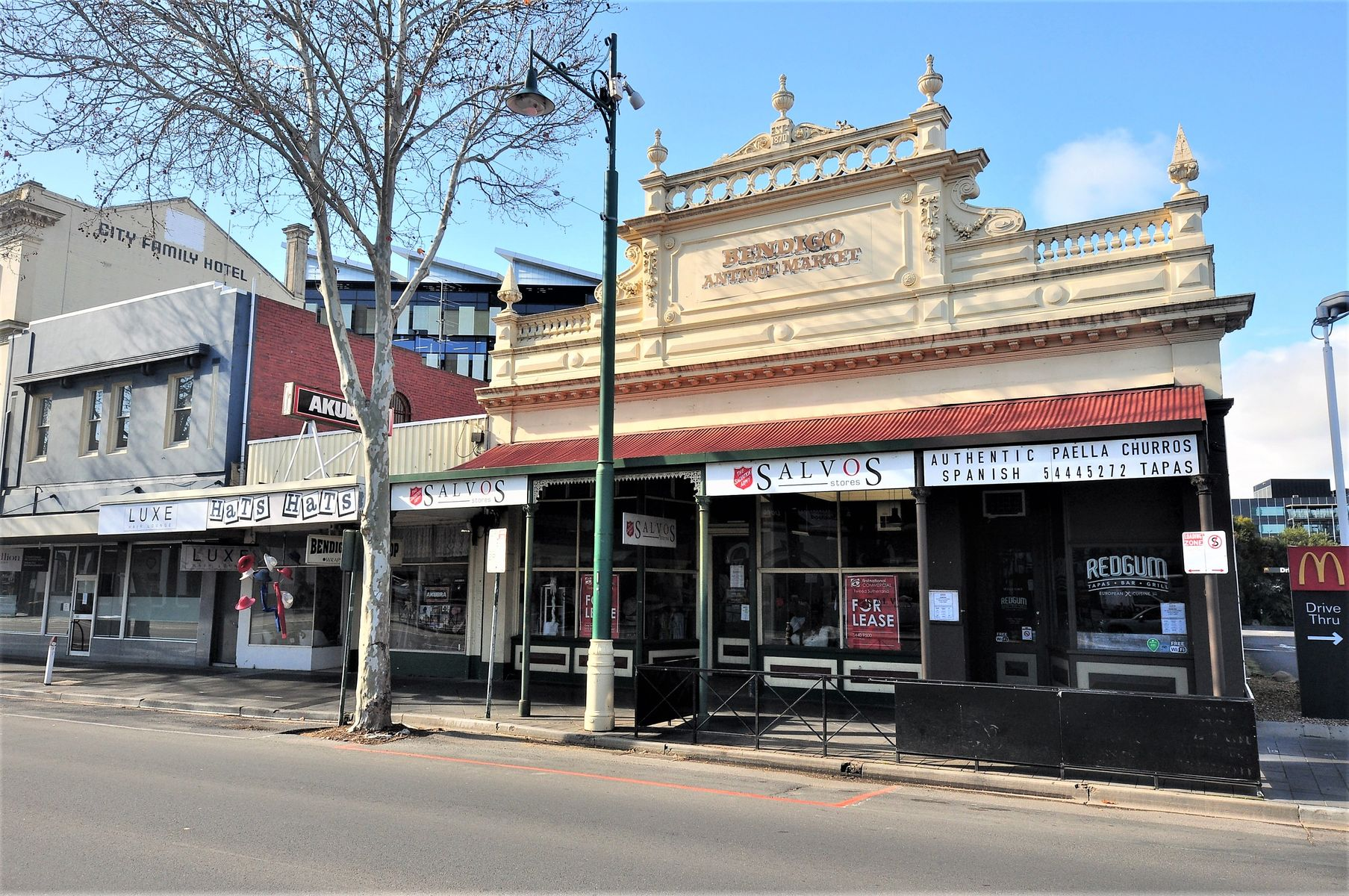 57-59 High Street, Bendigo, VIC 3550
