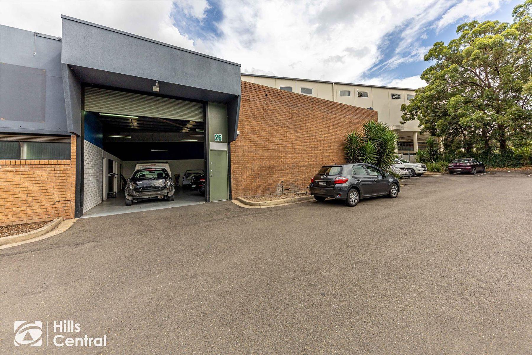 22/44 Carrington Road, Castle Hill, NSW 2154