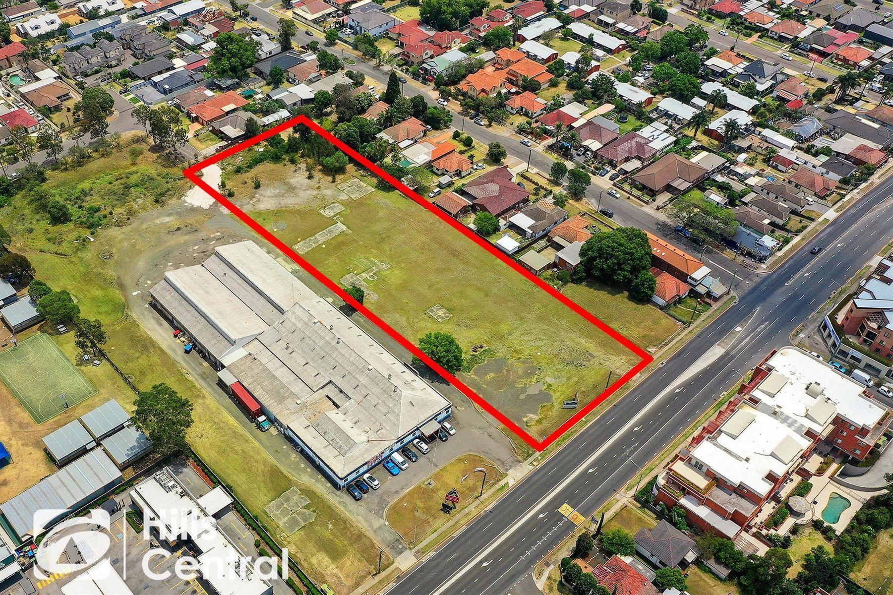 256 - 258A Woodville Road, Merrylands, NSW 2160