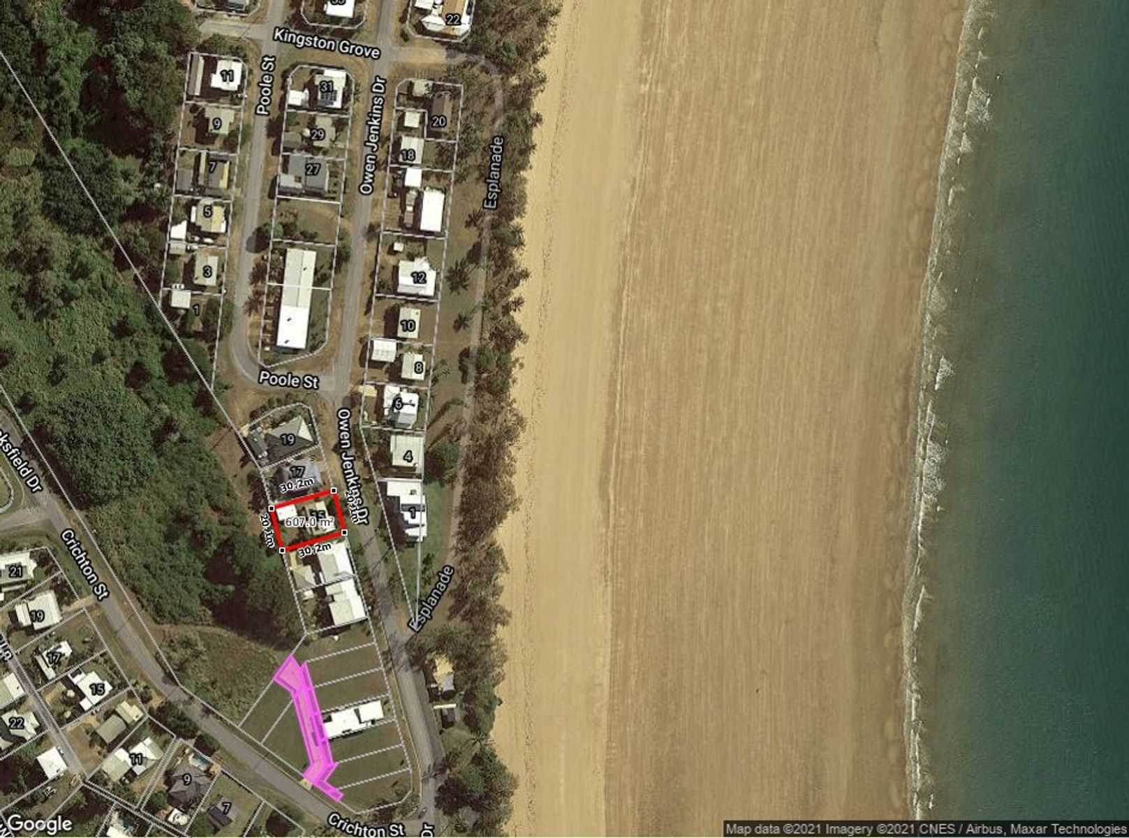 15 Owen Jenkins Drive, Sarina Beach, QLD 4737