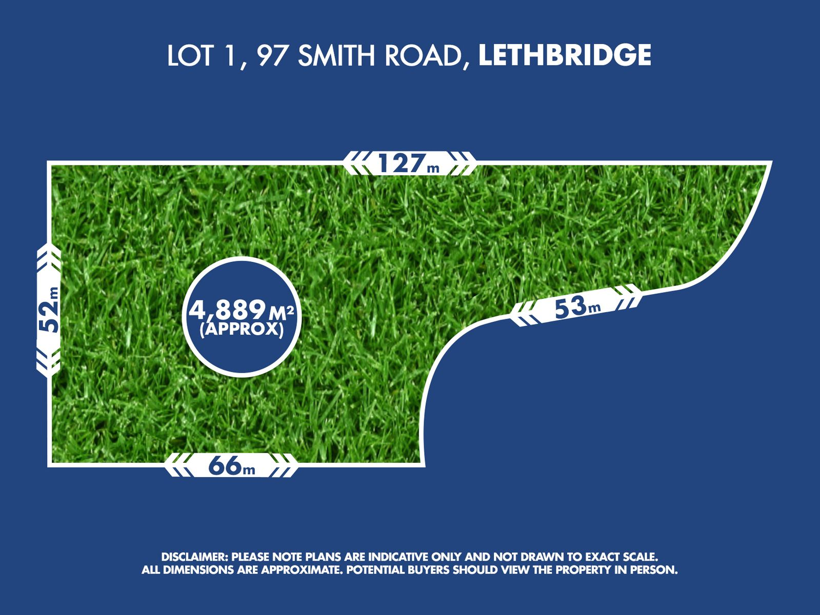Lot 1,  97  Smith Road, Lethbridge, VIC 3332