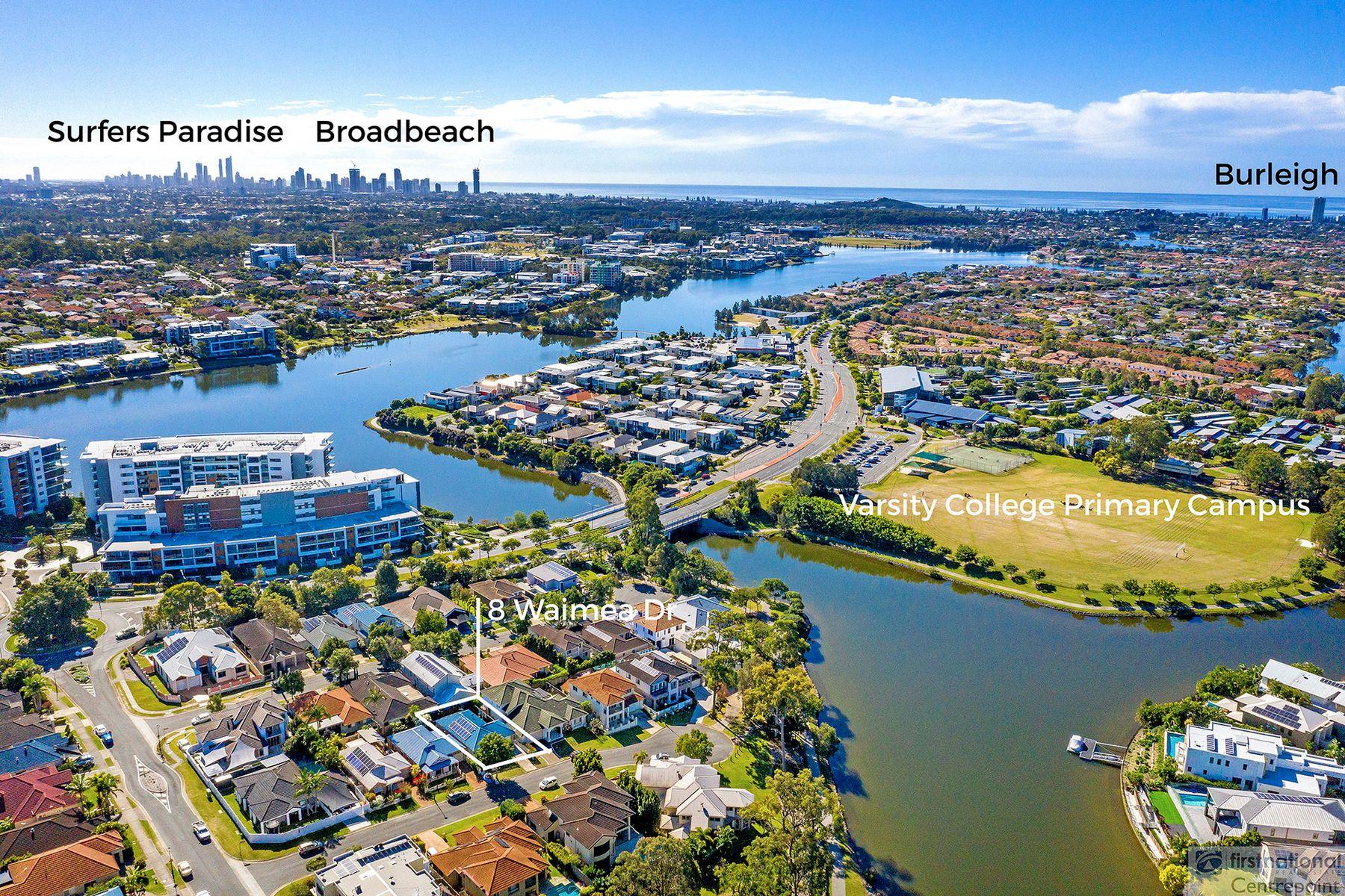 8 Waimea Drive, Varsity Lakes, QLD 4227