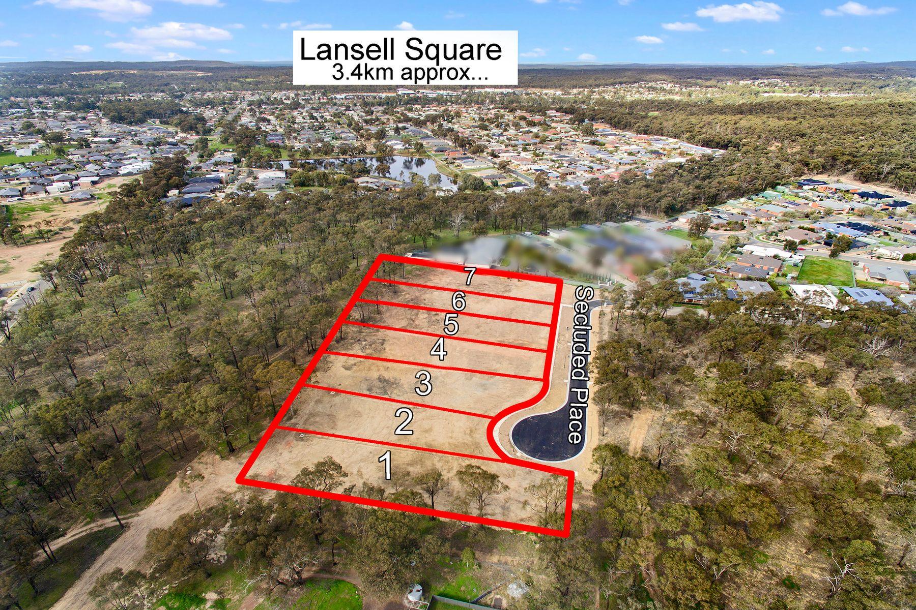 Lots 1-7 Secluded Place (Off Aspera Way), Kangaroo Flat, VIC 3555