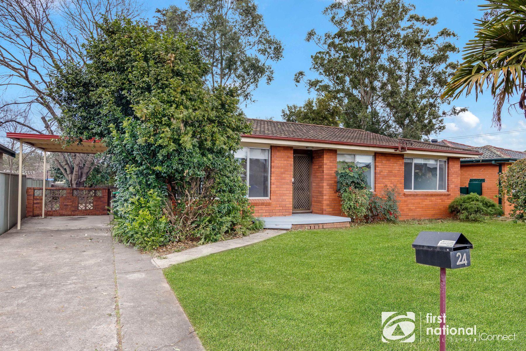 24 Thompson Avenue, Hobartville, NSW 2753