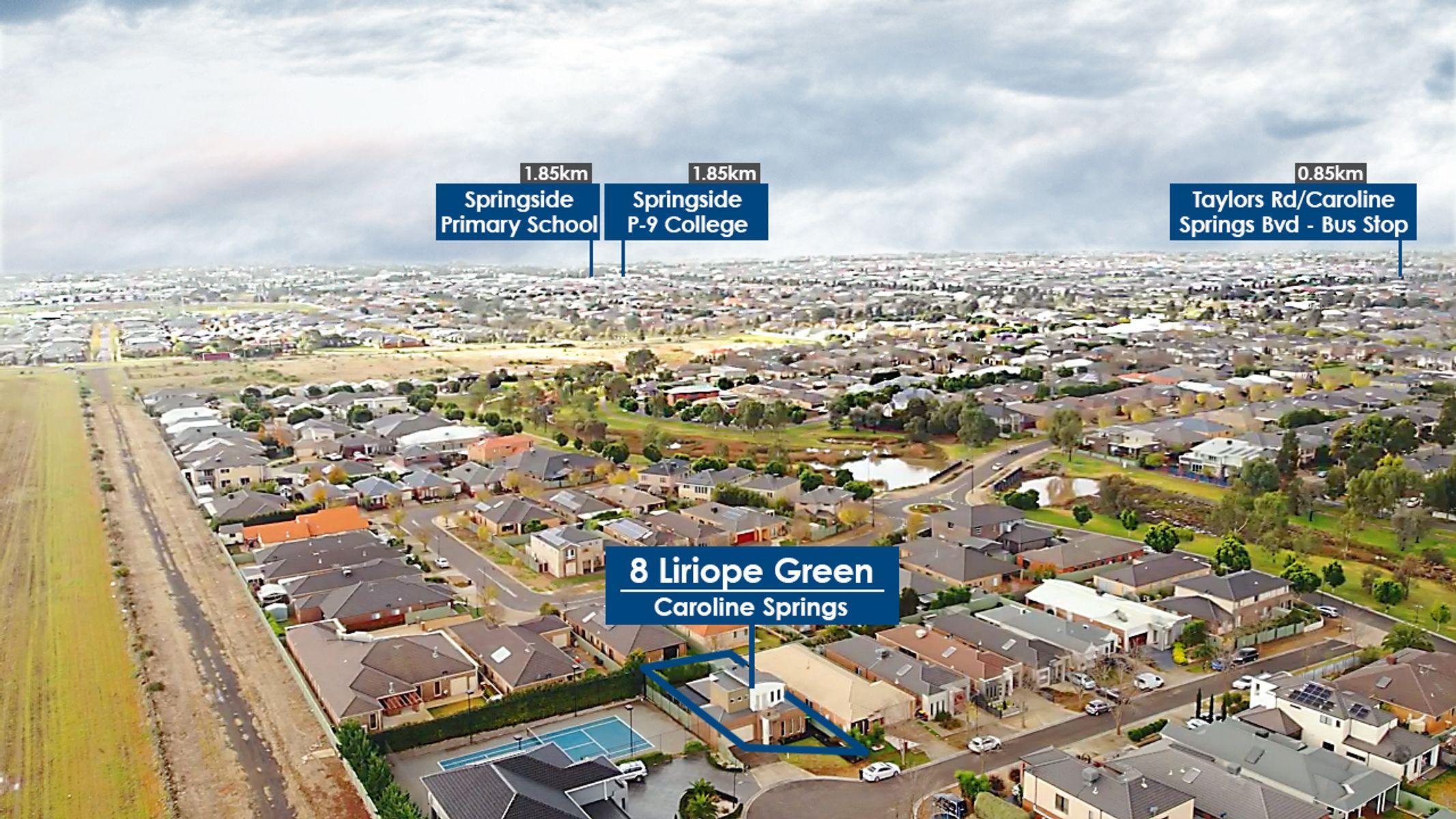 8 Liriope Green, Caroline Springs, VIC 3023