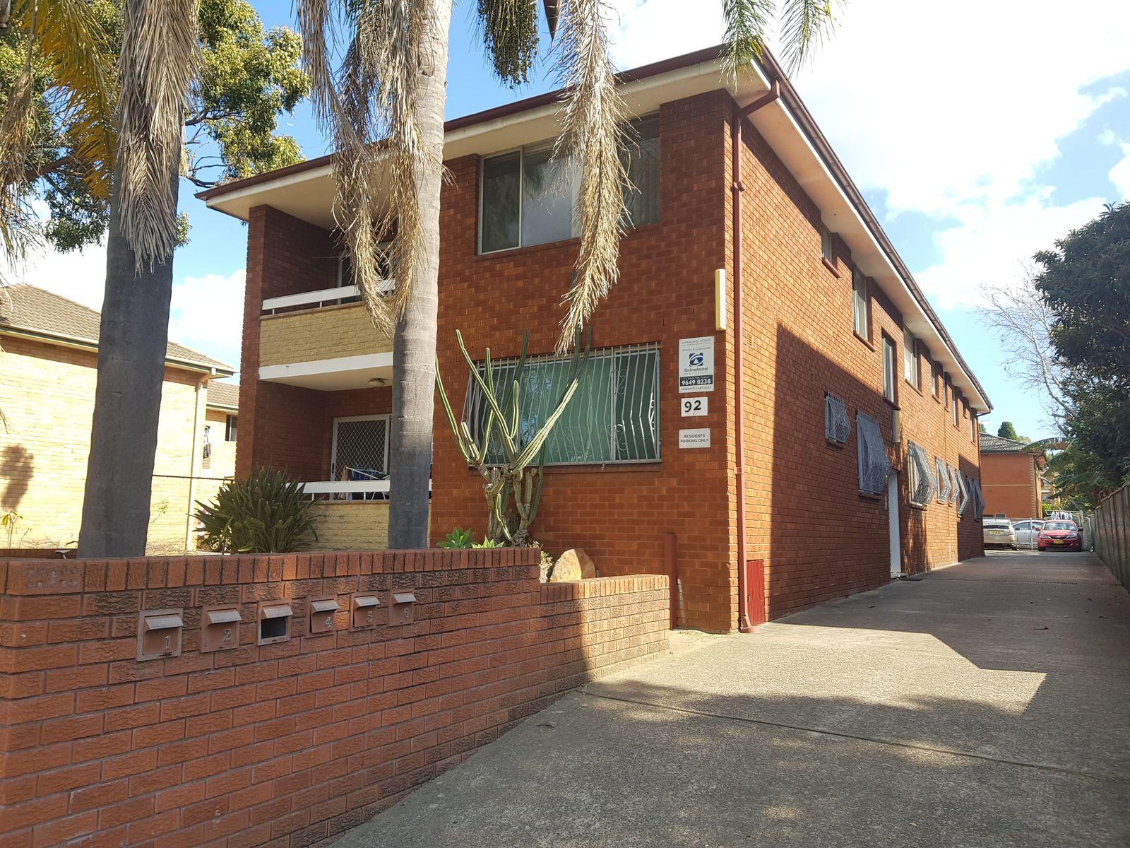 5/92 St Hilliers Road, Auburn, NSW 2144