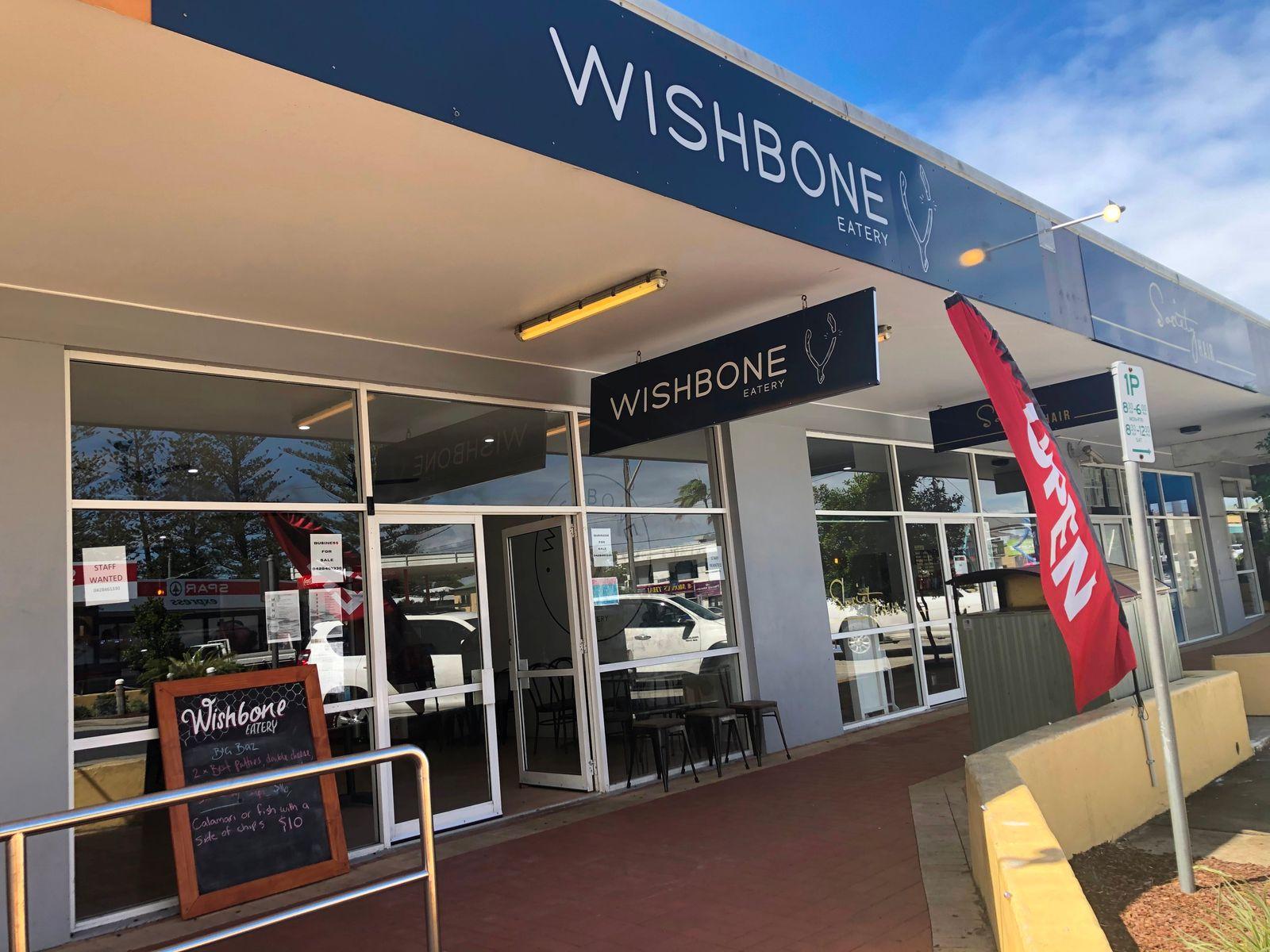 Wishbone, 2/4 Yamba Street