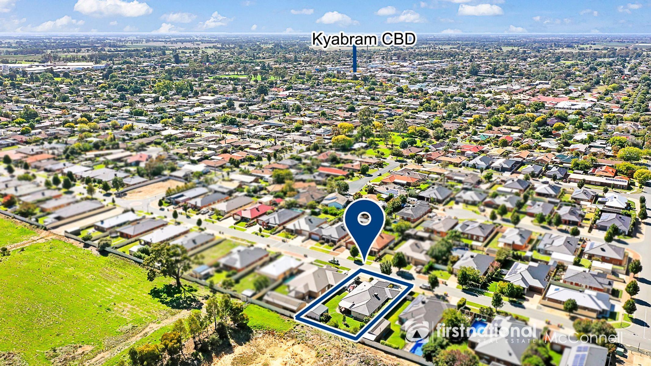 36 Goegan Drive, Kyabram, VIC 3620