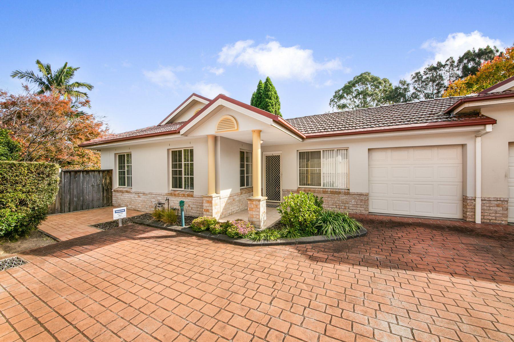 5/74-76  Balaclava Road, Eastwood, NSW 2122