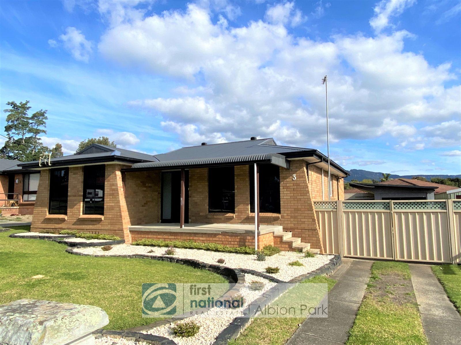 3 Polock Crescent, Albion Park, NSW 2527