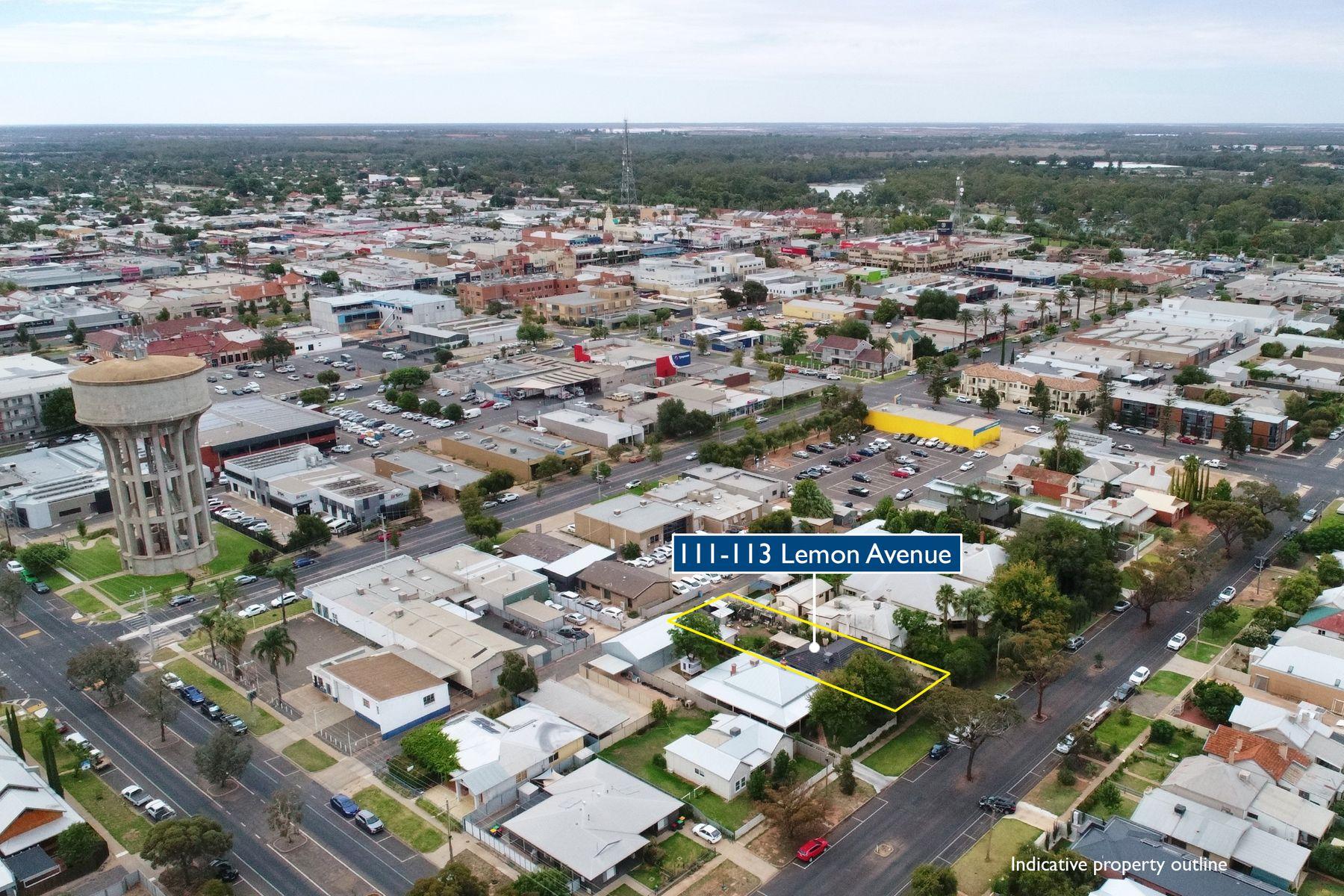 111-113 Lemon Avenue, Mildura, VIC 3500
