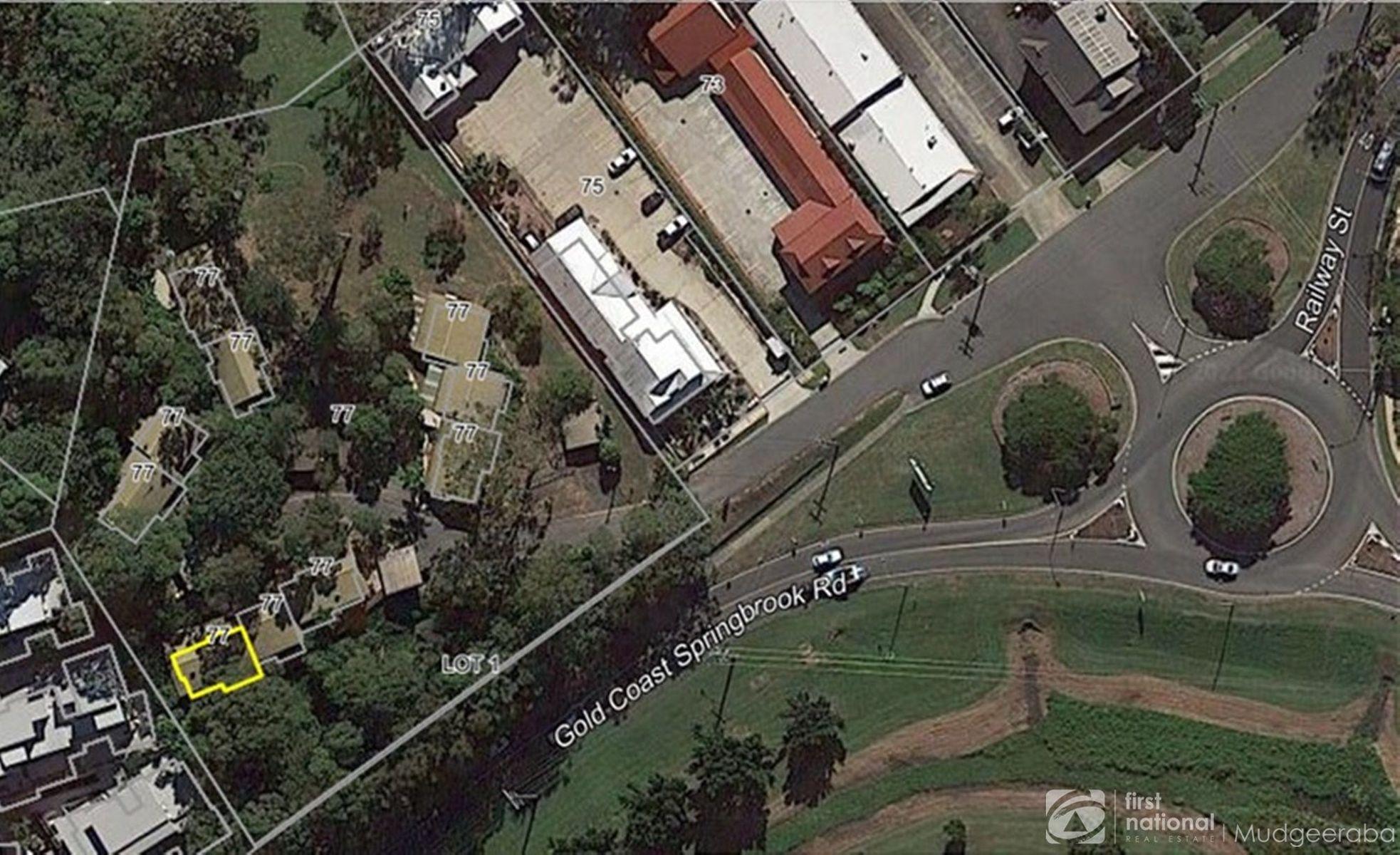 6/77 Railway Street, Mudgeeraba, QLD 4213