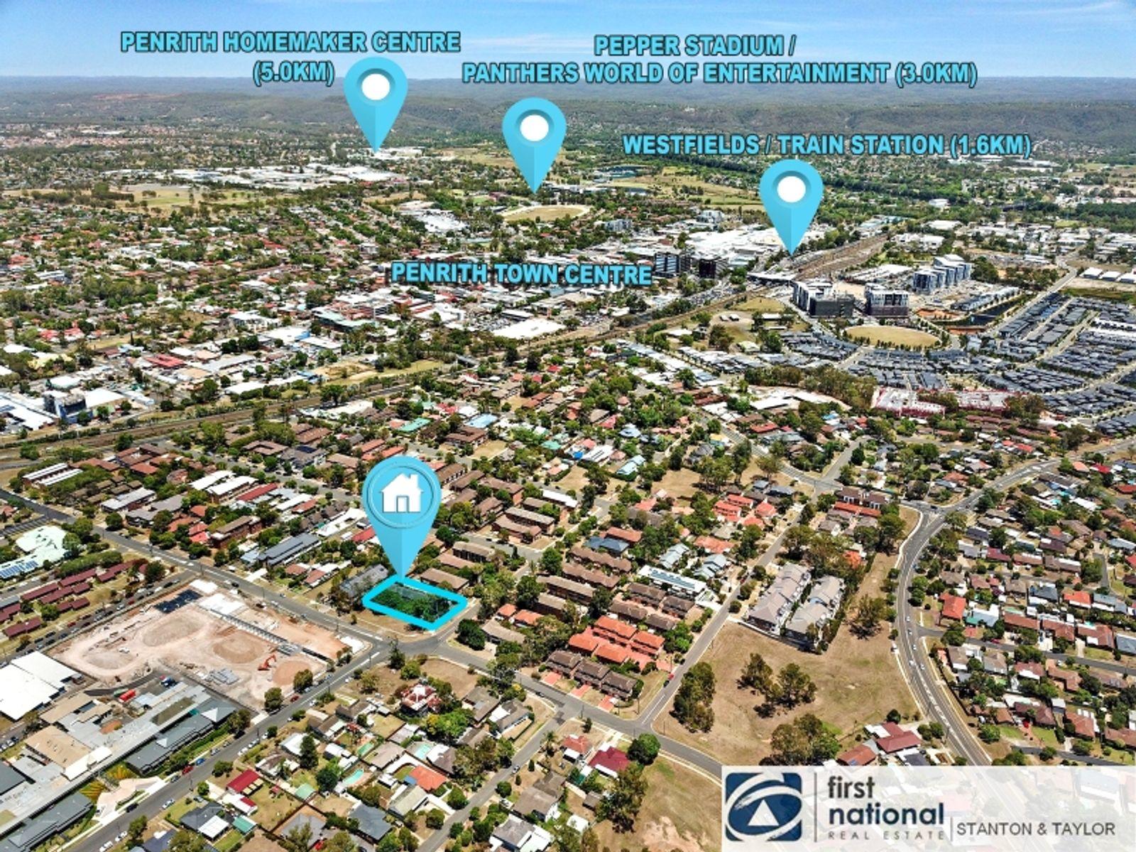 2/4 Thurston Street, Penrith, NSW 2750