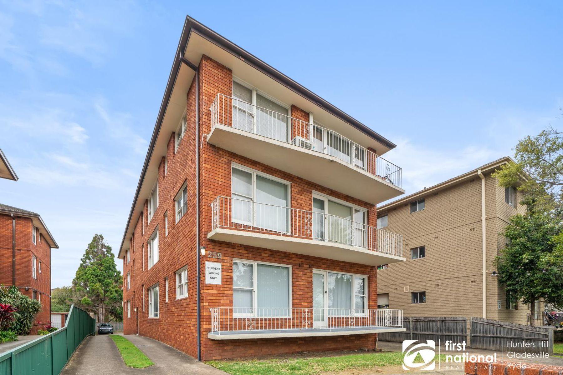 2/259 Blaxland Road, Ryde, NSW 2112