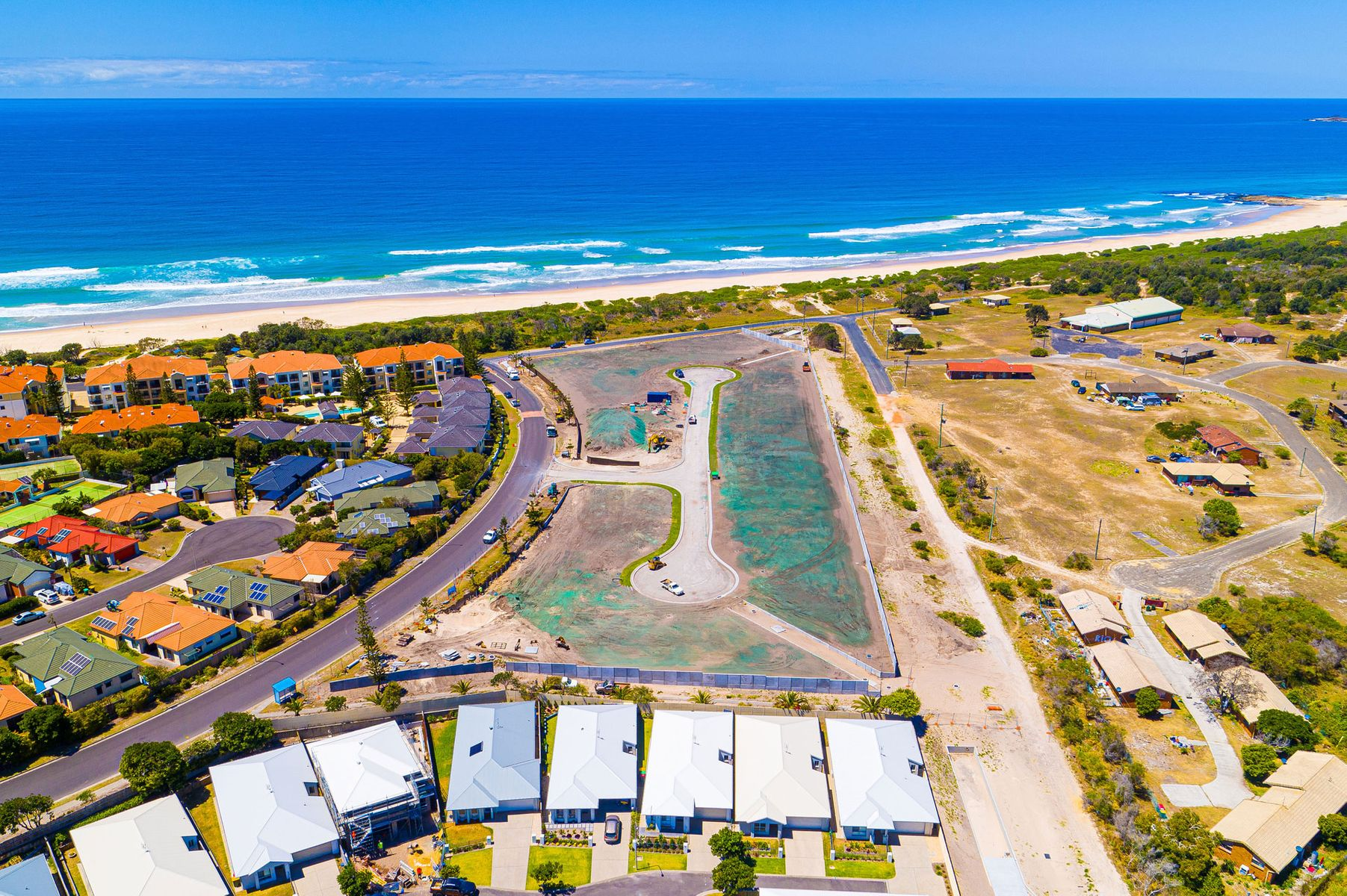 Lot 4 The Dunes Estate River Street, Yamba, NSW 2464
