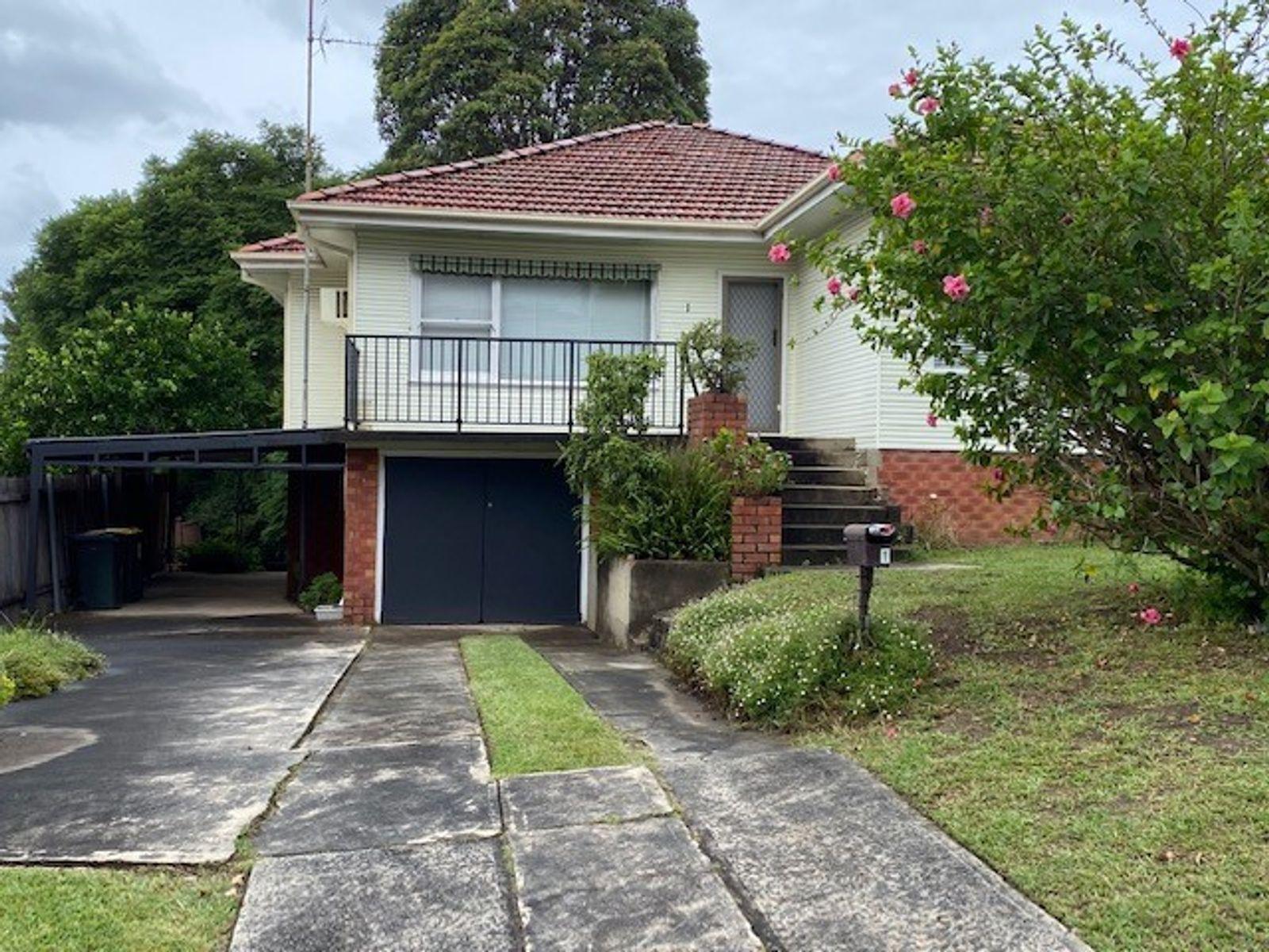 1 Lexburn Avenue, West Wollongong, NSW 2500