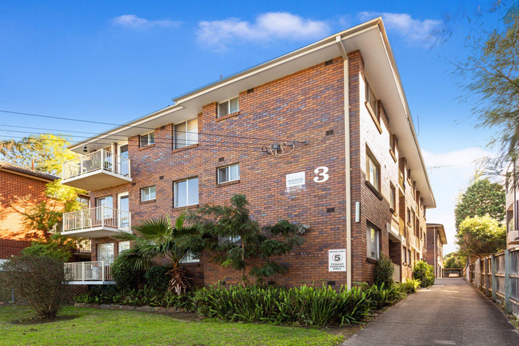8/3 Calder Street, Dundas, NSW 2117