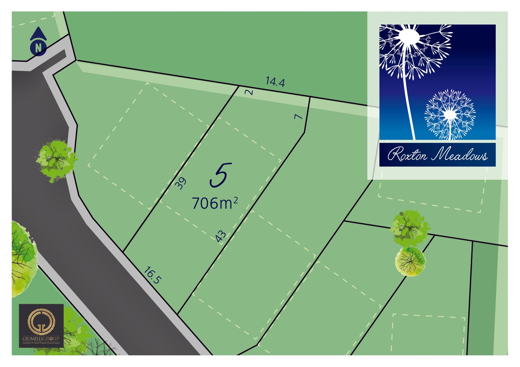 Lot 5 9 Roxton Court, Beerwah, QLD 4519