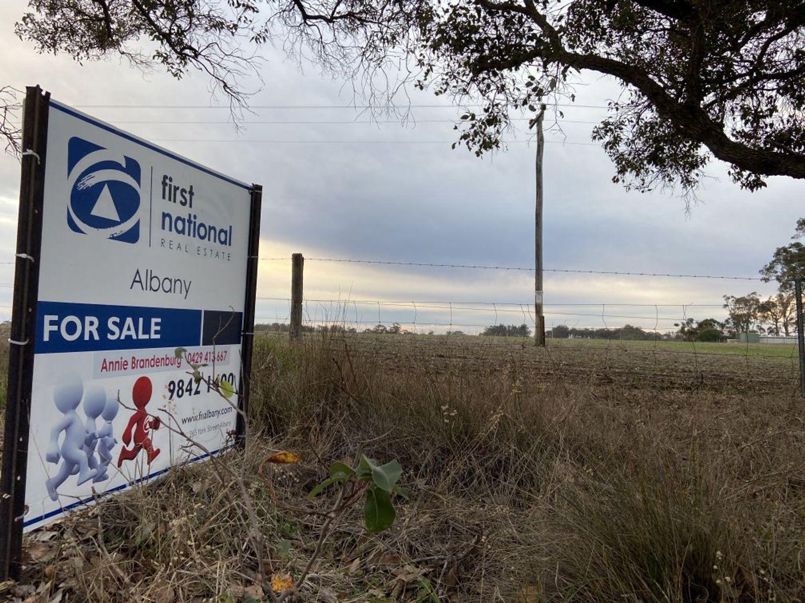 Lot 254 Sturdee Road, Mount Barker, WA 6324