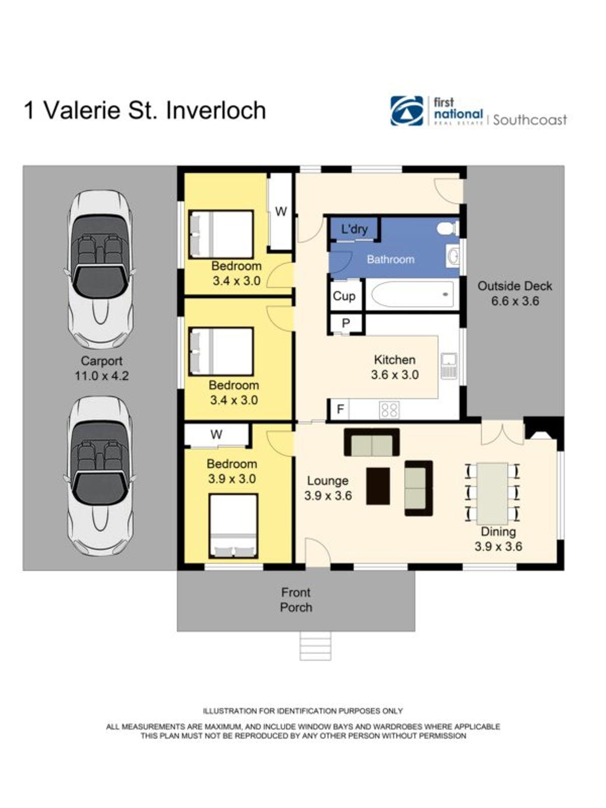 1 Valerie Street, Inverloch, VIC 3996